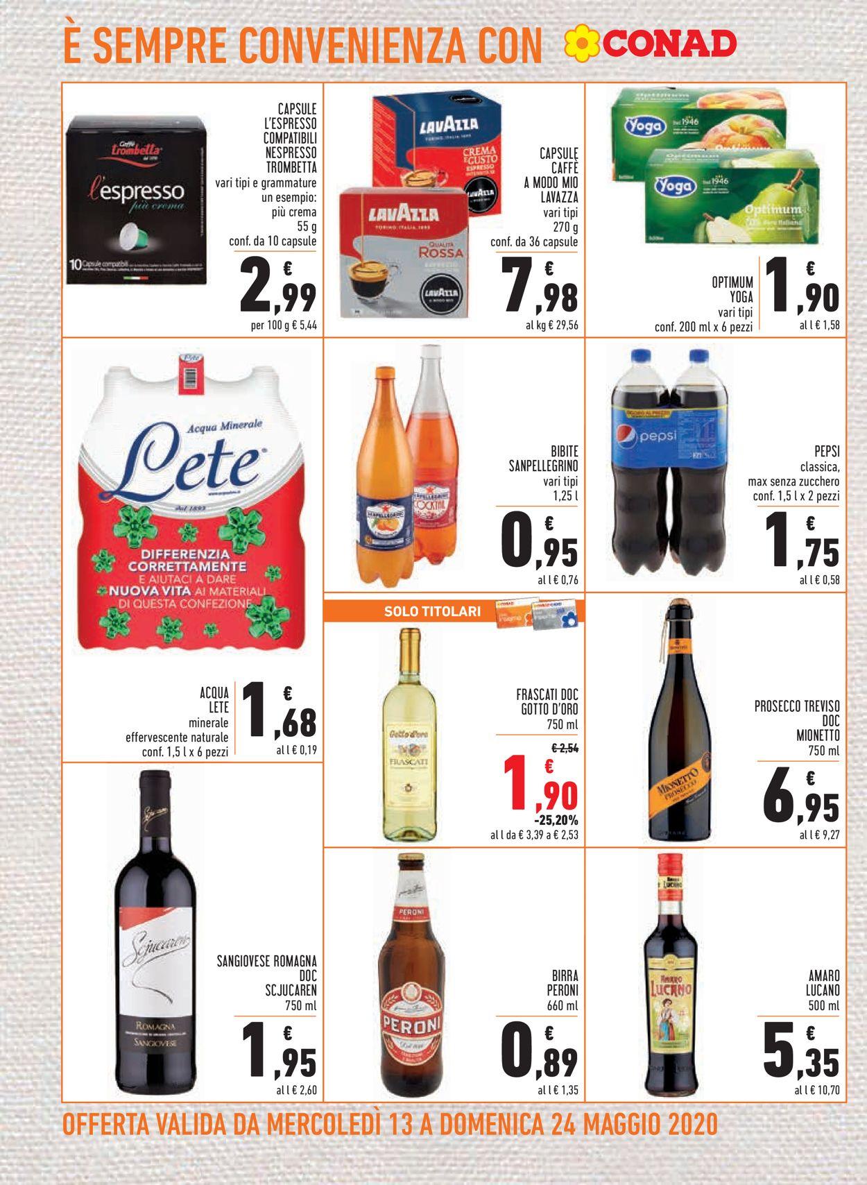 Volantino Conad - Offerte 13/05-24/05/2020 (Pagina 12)
