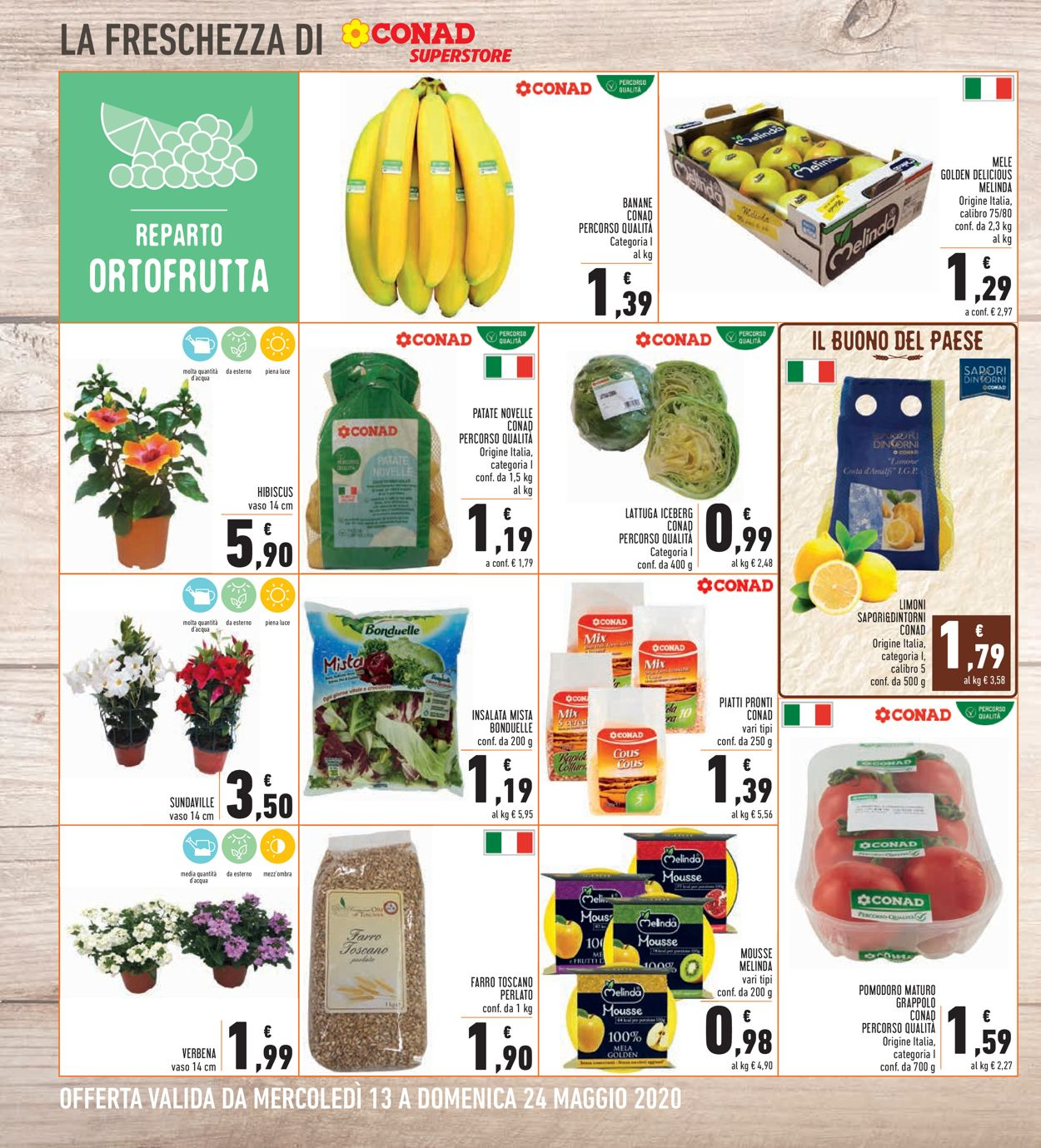 Volantino Conad - Offerte 13/05-24/05/2020 (Pagina 4)