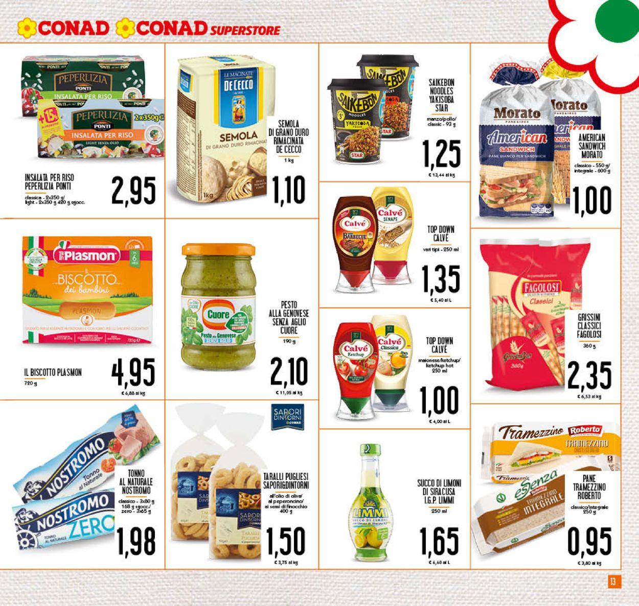 Volantino Conad - Offerte 13/05-24/05/2020 (Pagina 13)