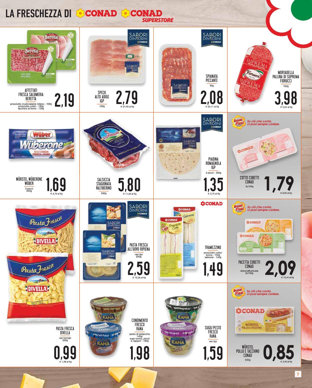 Volantino Conad - Offerte 27/05-07/06/2020 (Pagina 7)