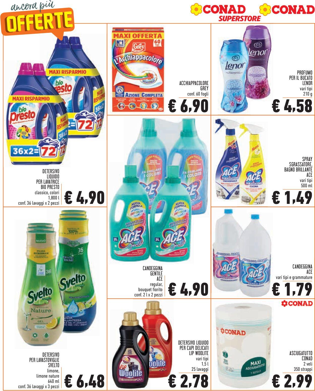 Volantino Conad - Offerte 03/06-10/06/2020 (Pagina 9)