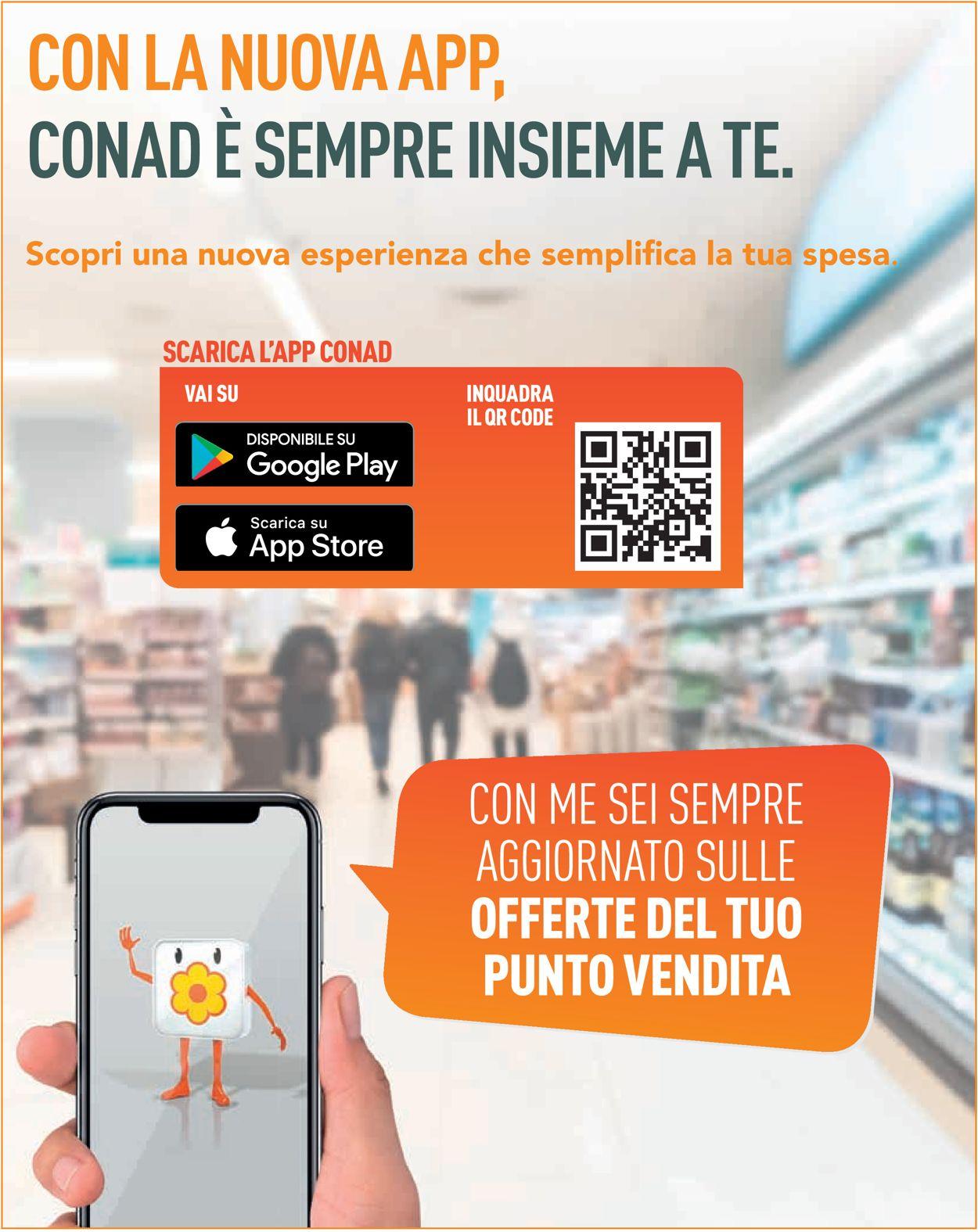 Volantino Conad - Offerte 03/06-10/06/2020 (Pagina 11)