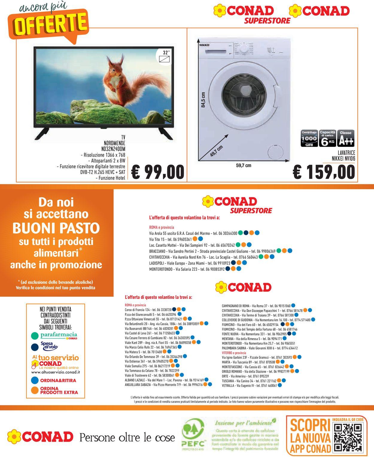 Volantino Conad - Offerte 03/06-10/06/2020 (Pagina 12)