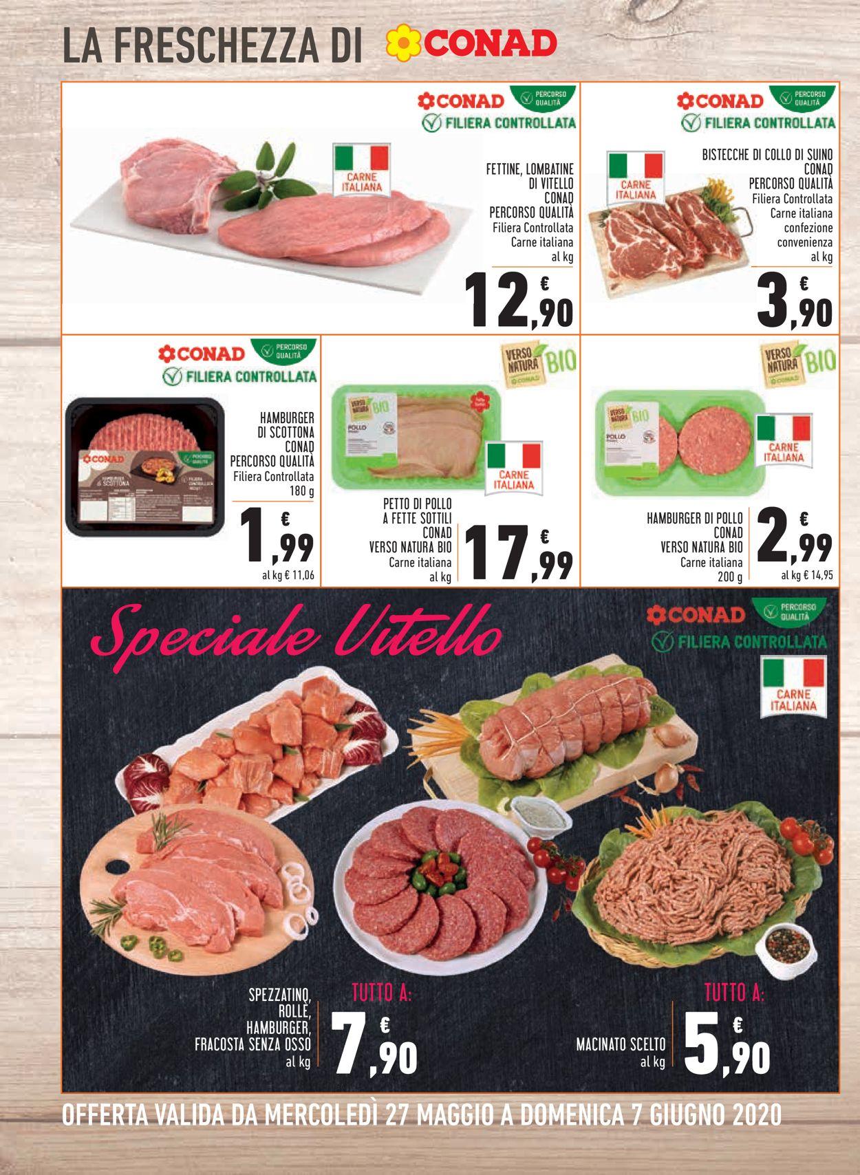 Volantino Conad - Offerte 27/05-07/06/2020 (Pagina 2)