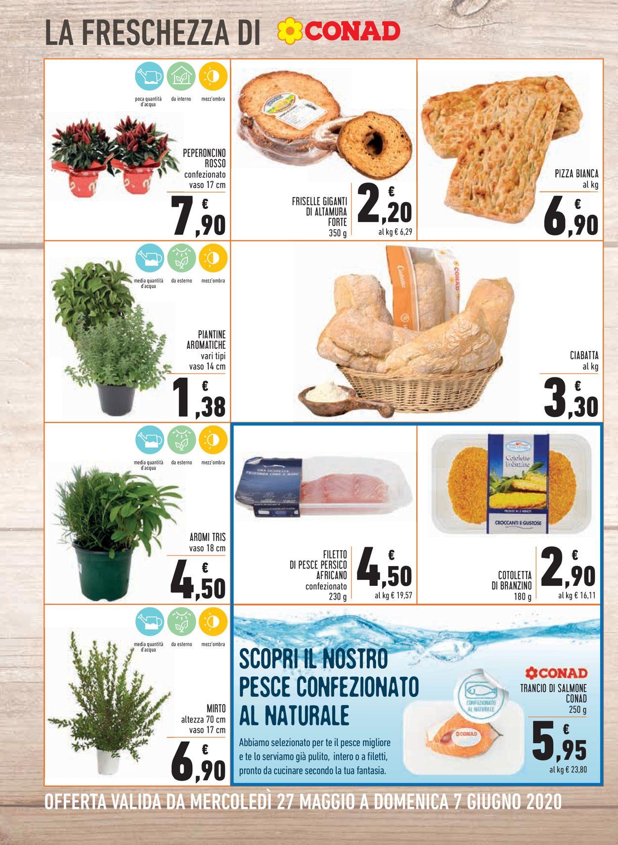 Volantino Conad - Offerte 27/05-07/06/2020 (Pagina 4)