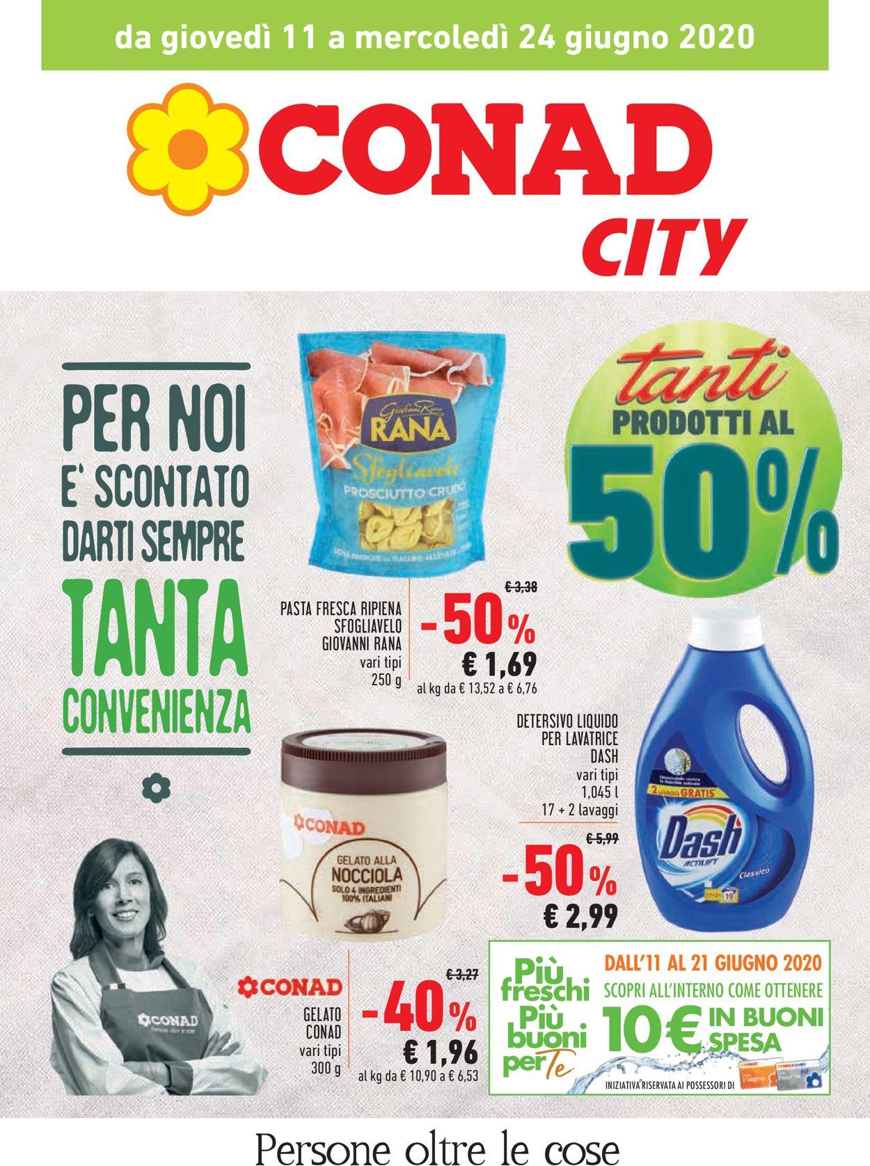 Volantino Conad - Offerte 11/06-24/06/2020