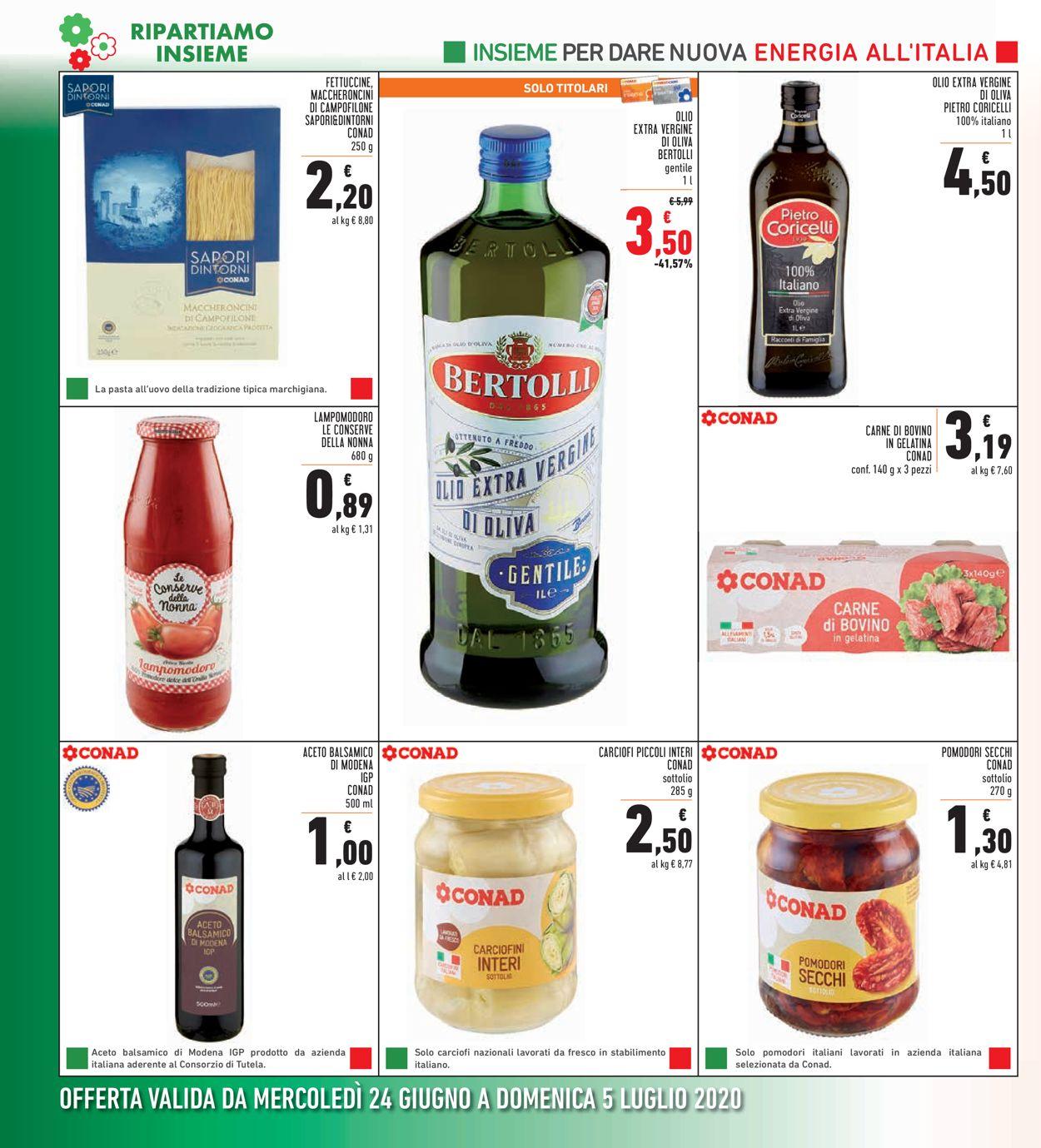 Volantino Conad - Offerte 24/06-05/07/2020 (Pagina 6)