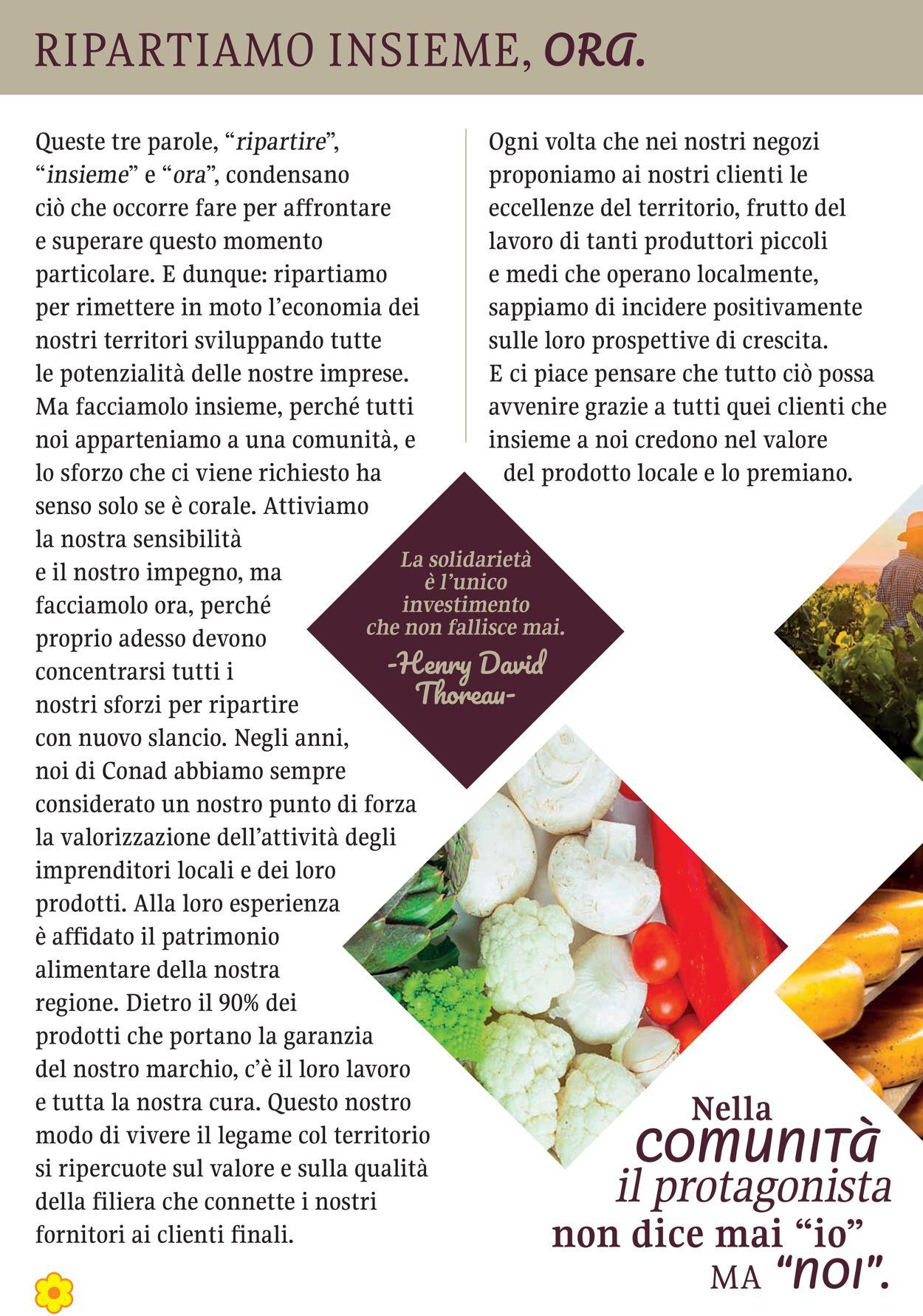 Volantino Conad - Offerte 01/07-31/07/2020 (Pagina 2)