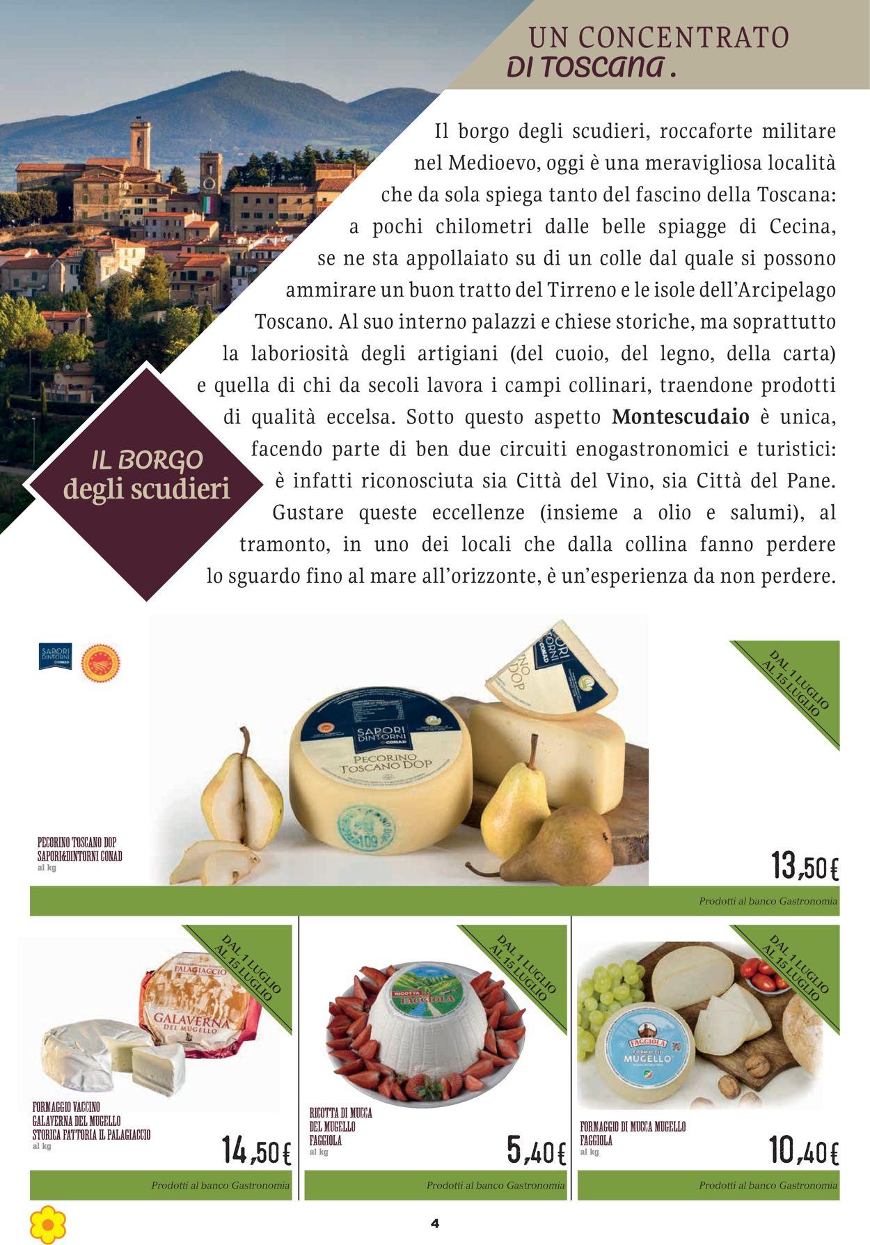 Volantino Conad - Offerte 01/07-31/07/2020 (Pagina 4)