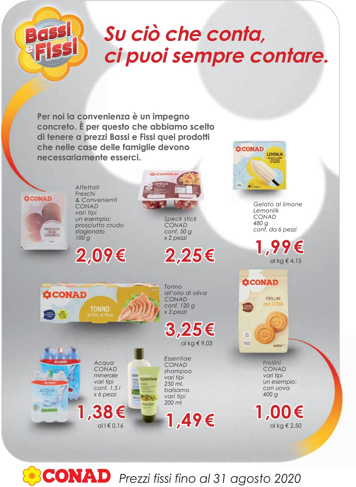 Volantino Conad - Offerte 08/07-19/07/2020 (Pagina 5)