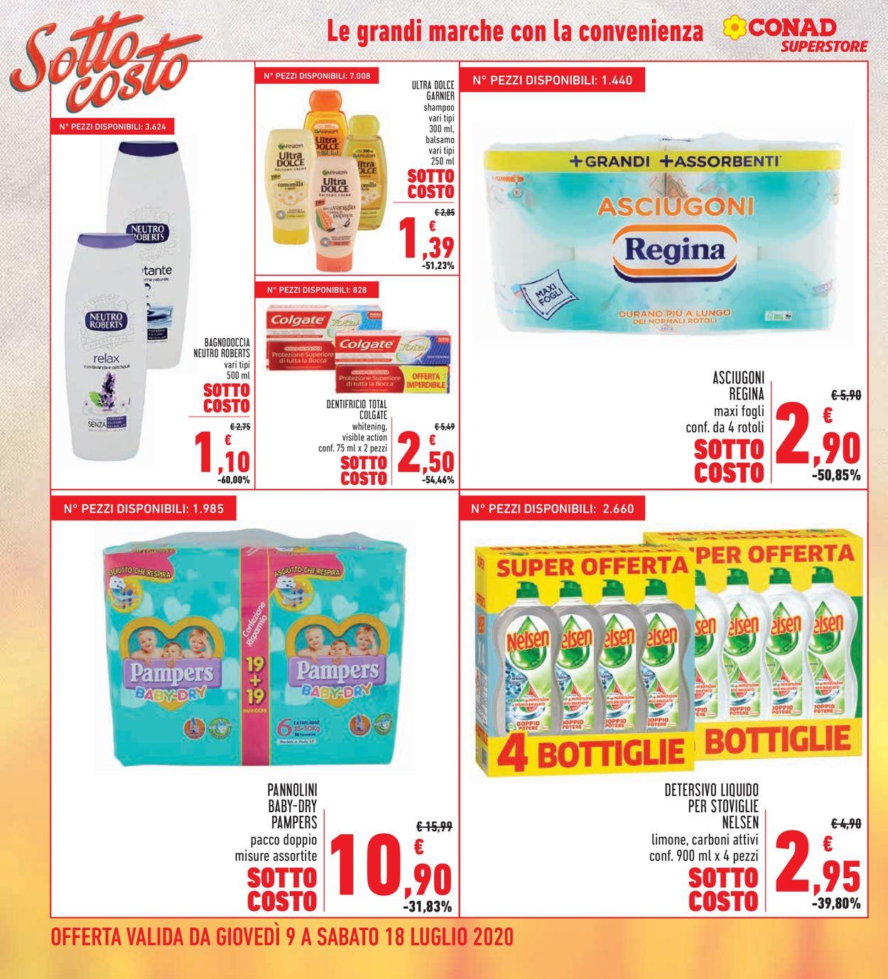 Volantino Conad - Offerte 09/07-18/07/2020 (Pagina 6)