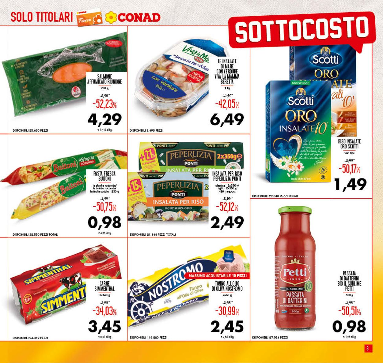 Volantino Conad - Offerte 09/07-18/07/2020 (Pagina 3)