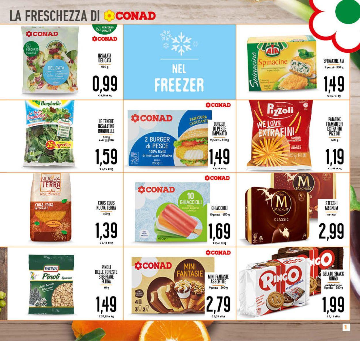 Volantino Conad - Offerte 09/07-18/07/2020 (Pagina 11)