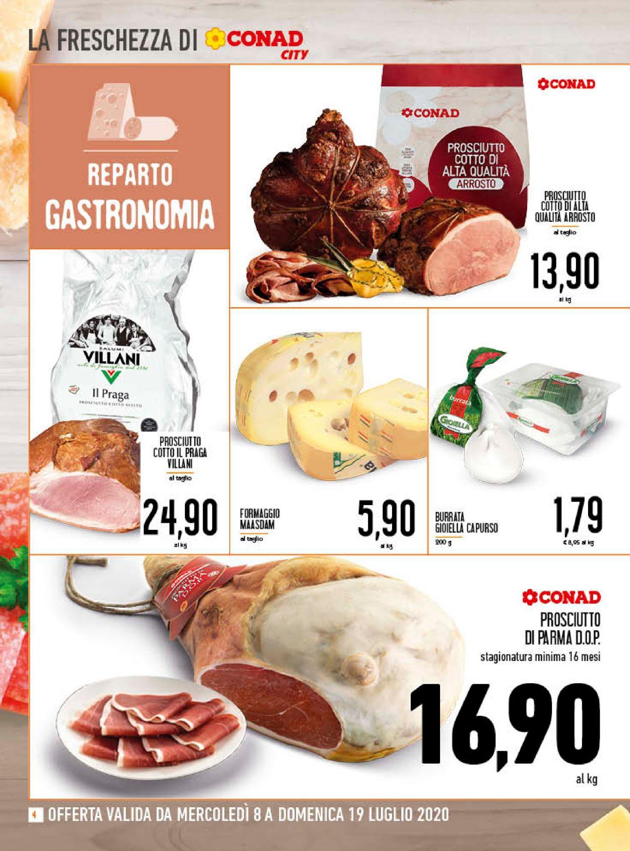Volantino Conad - Offerte 08/07-19/07/2020 (Pagina 4)