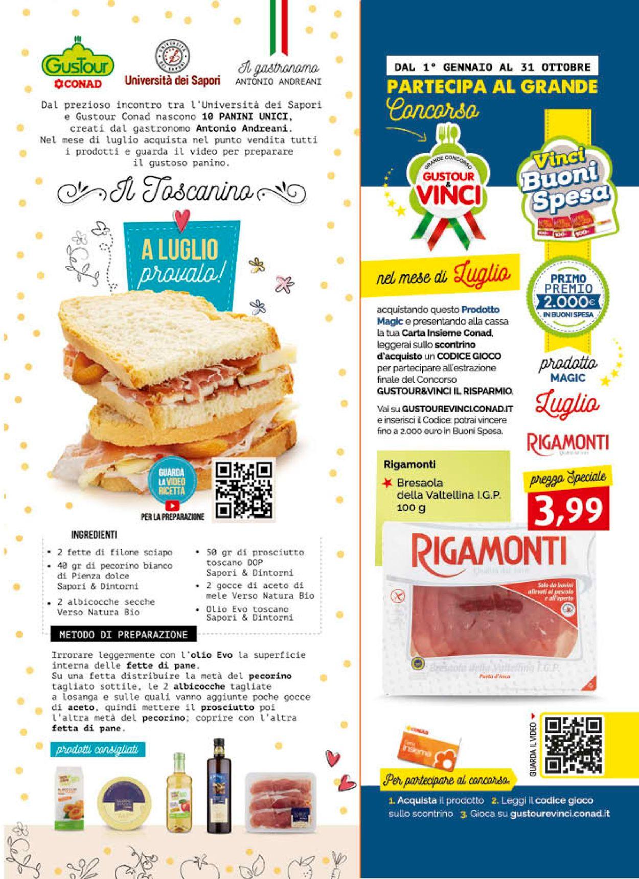 Volantino Conad - Offerte 08/07-19/07/2020 (Pagina 9)