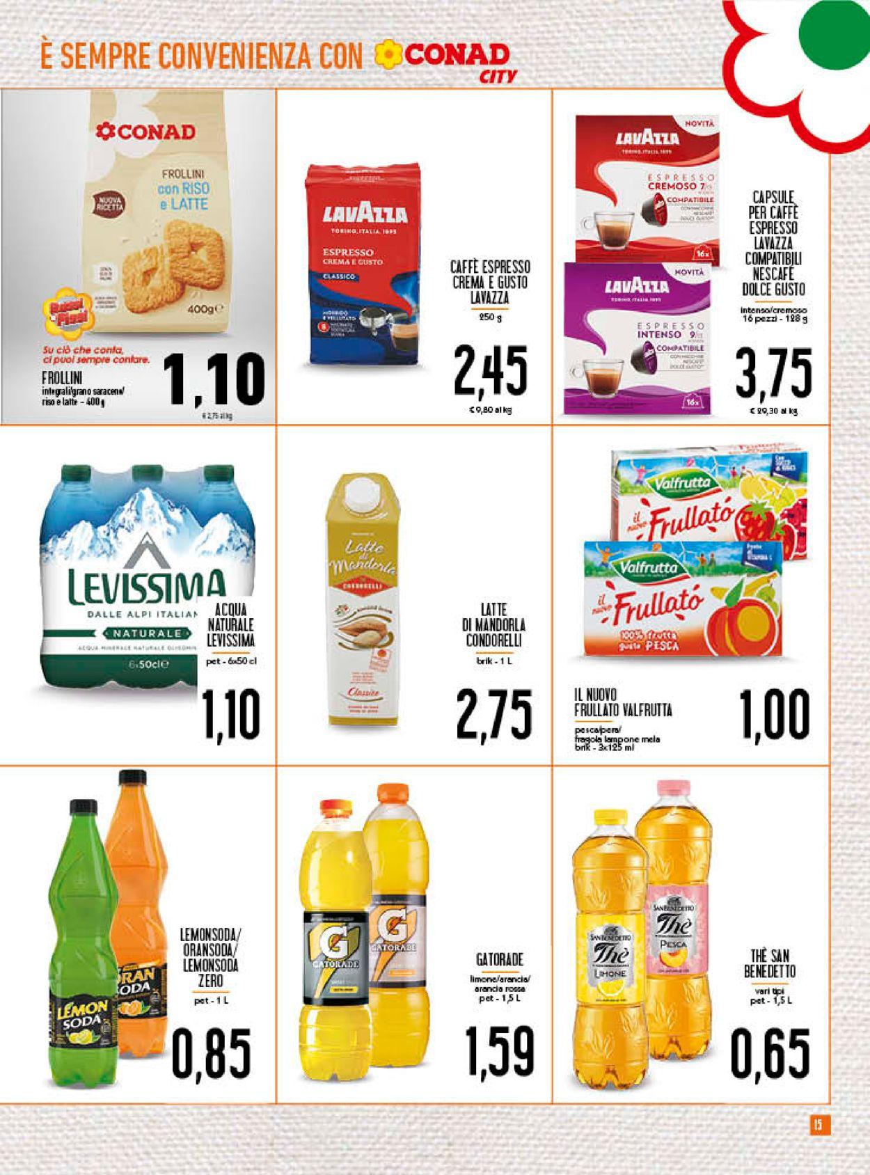 Volantino Conad - Offerte 08/07-19/07/2020 (Pagina 15)