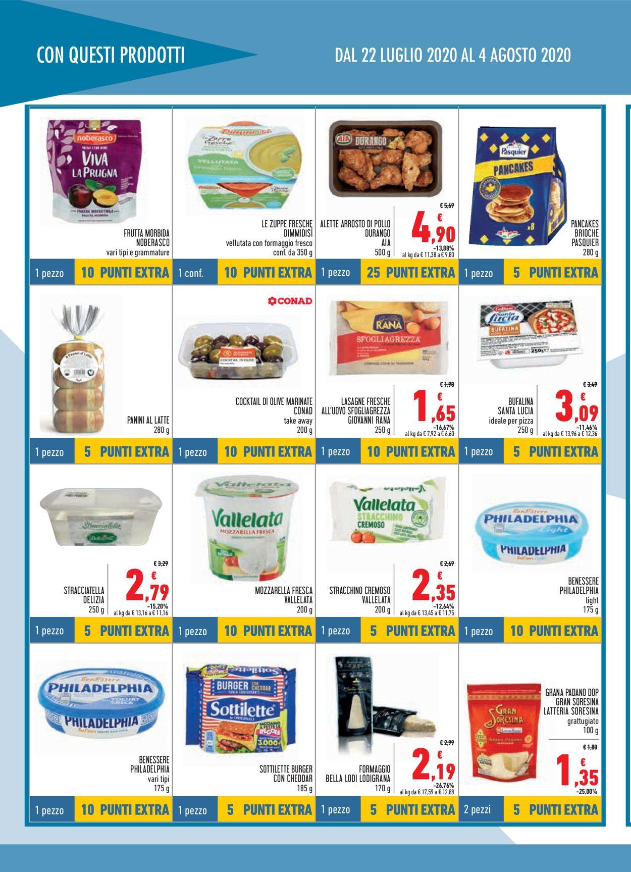 Volantino Conad - Offerte 09/07-04/08/2020 (Pagina 10)