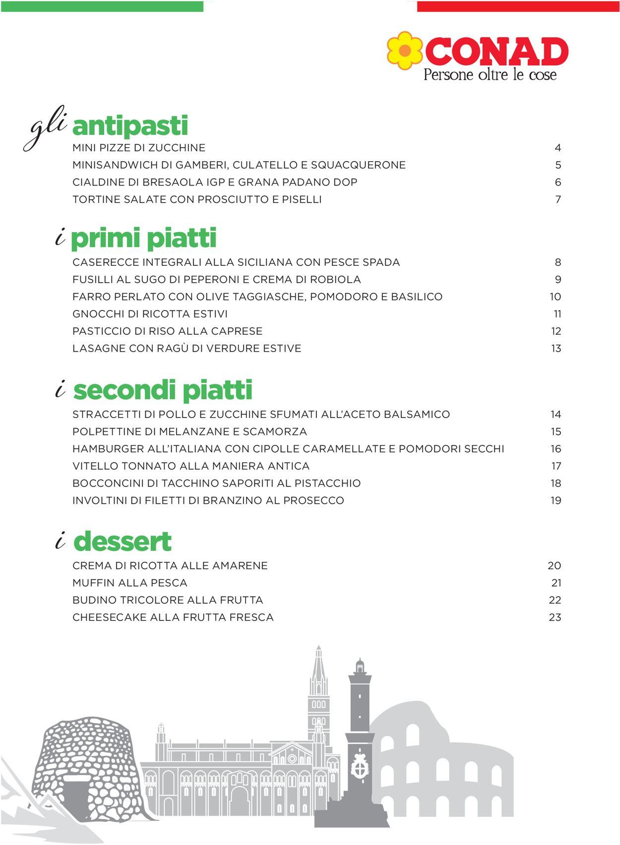 Volantino Conad - Offerte 22/07-04/08/2020 (Pagina 3)