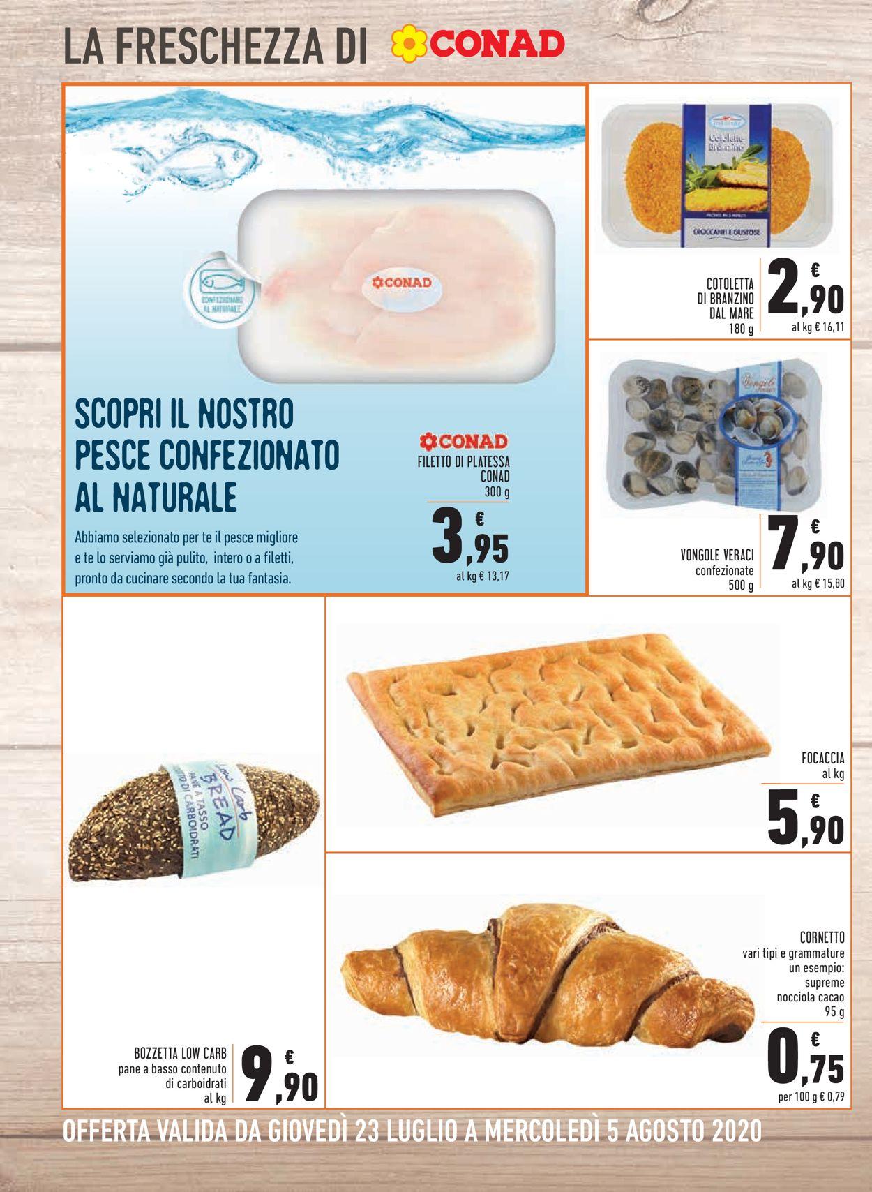 Volantino Conad - Offerte 23/07-05/08/2020 (Pagina 6)