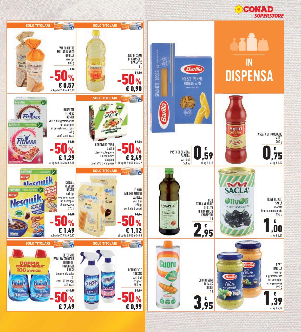Volantino Conad - Offerte 22/07-02/08/2020 (Pagina 5)