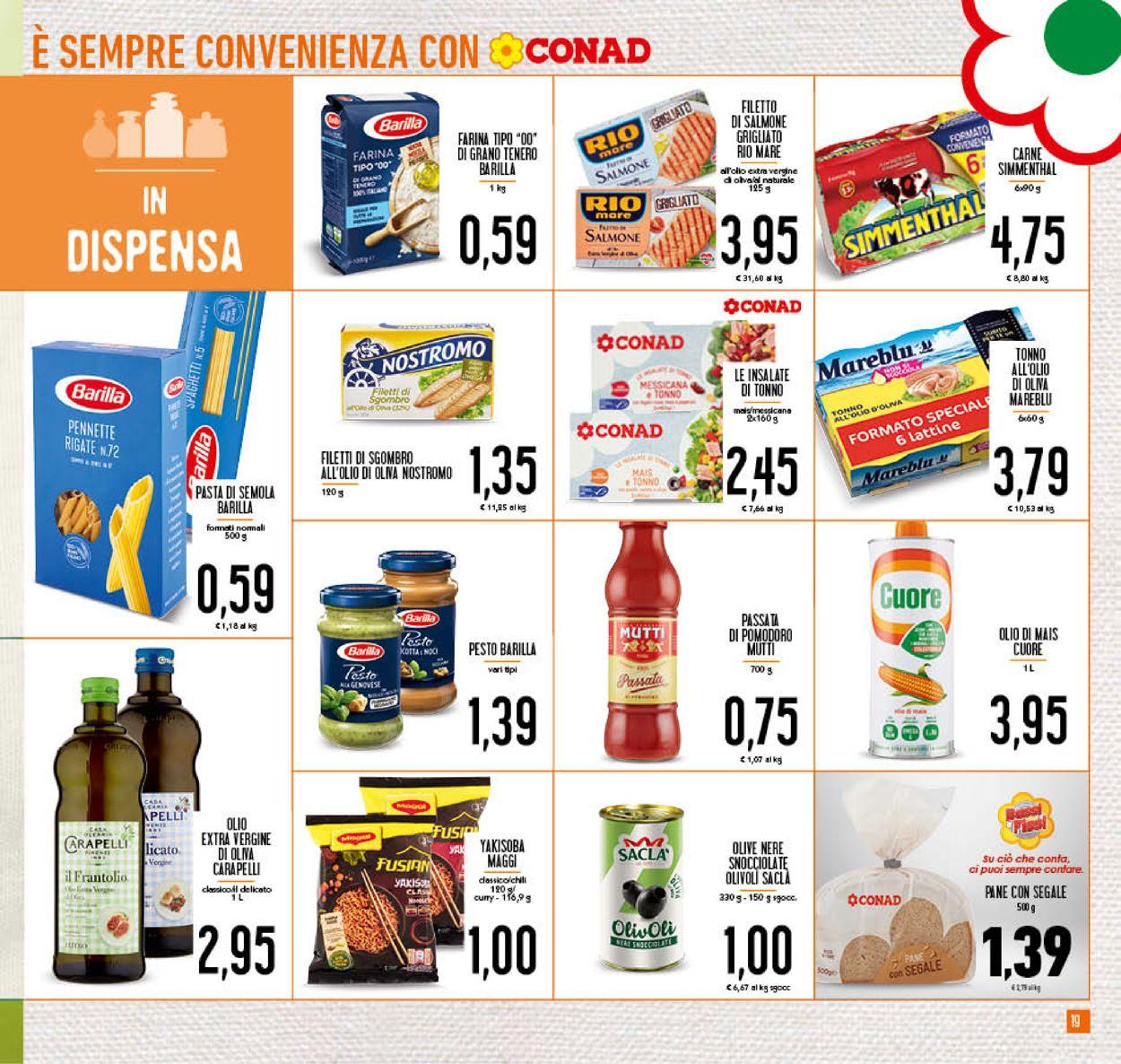 Volantino Conad - Offerte 22/07-02/08/2020 (Pagina 19)