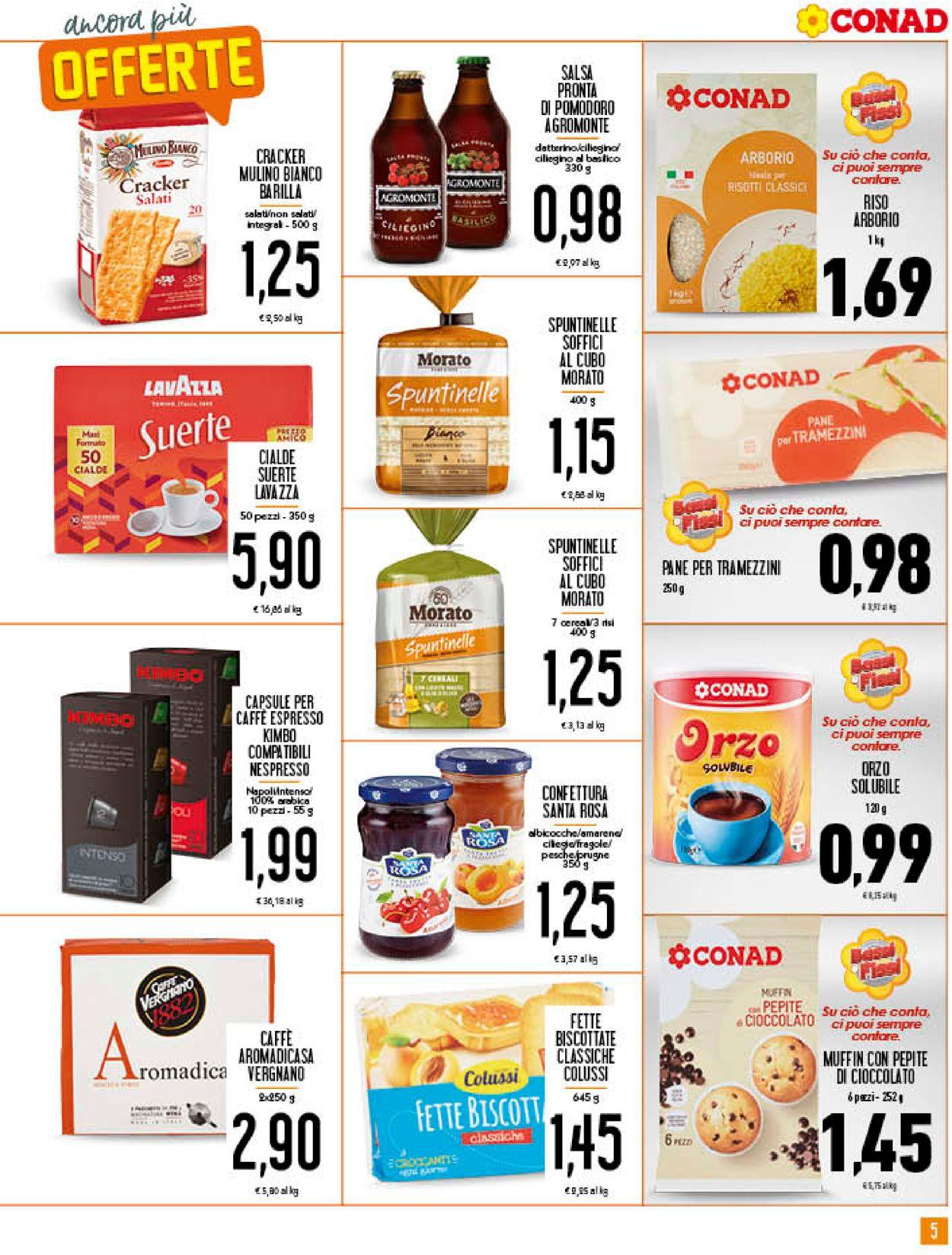 Volantino Conad - Offerte 29/07-04/08/2020 (Pagina 5)