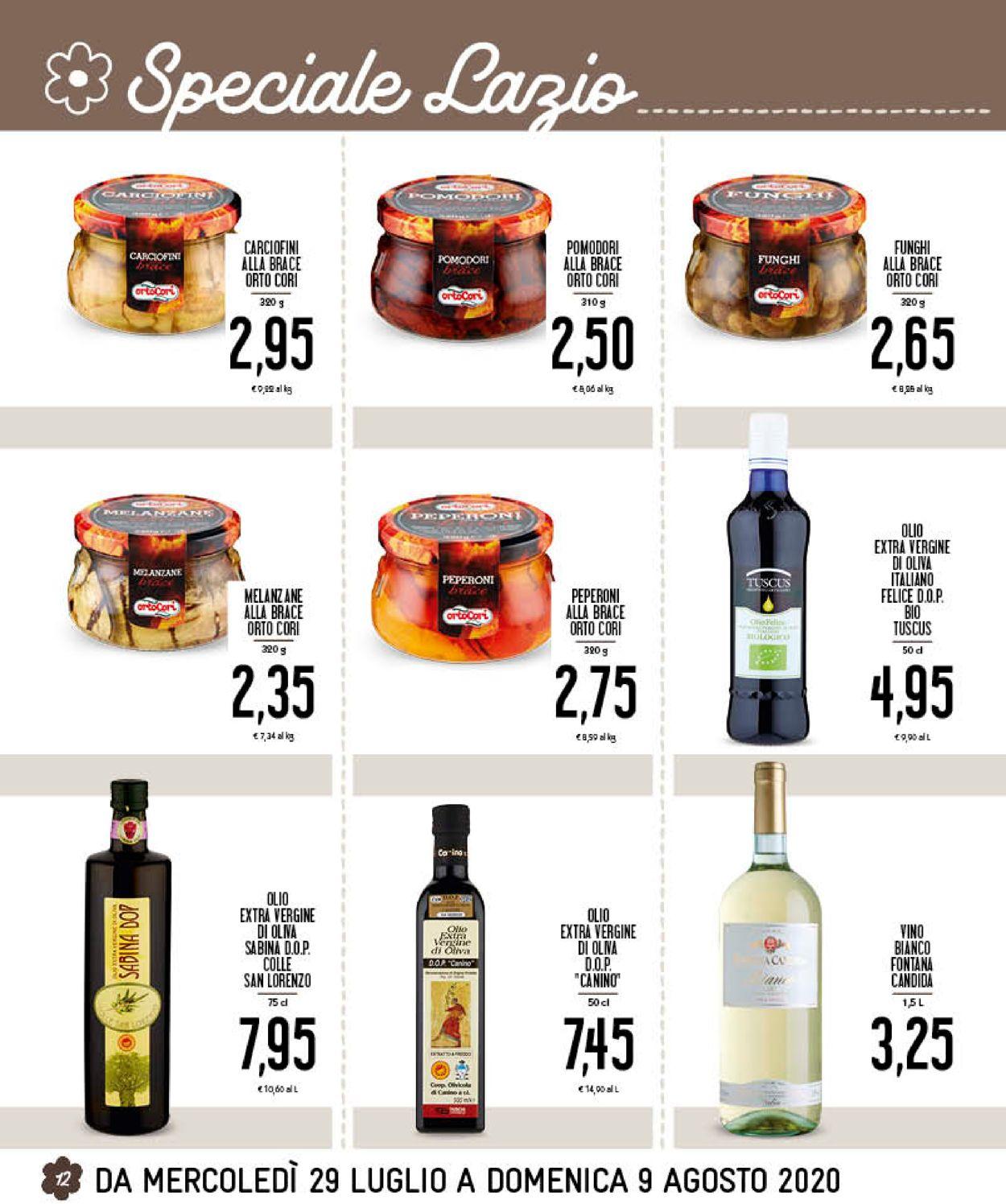 Volantino Conad - Offerte 29/07-04/08/2020 (Pagina 12)