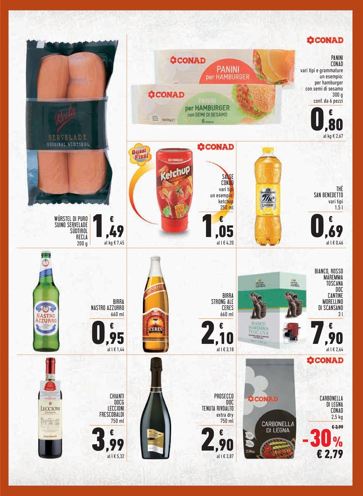 Volantino Conad - Offerte 06/08-19/08/2020 (Pagina 9)