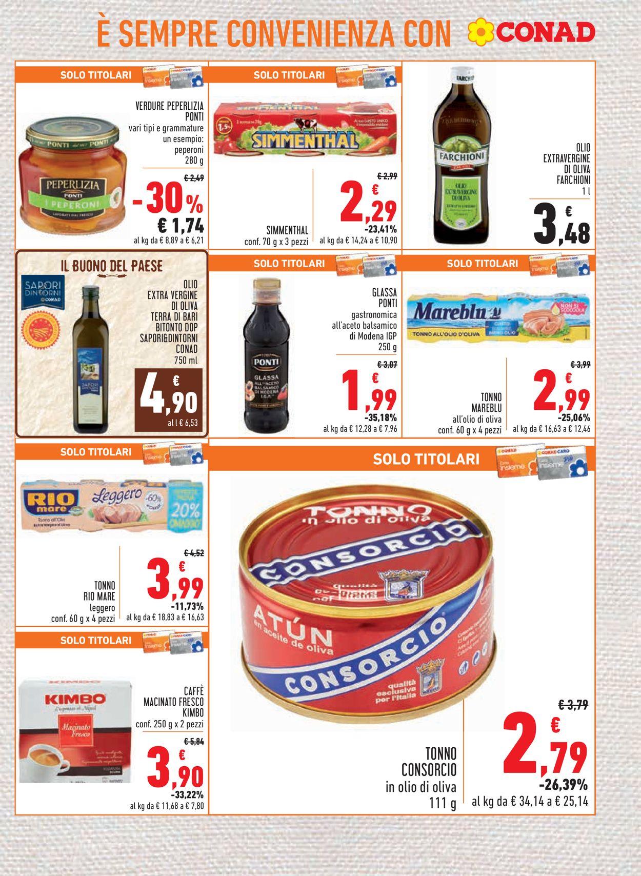 Volantino Conad - Offerte 06/08-19/08/2020 (Pagina 13)