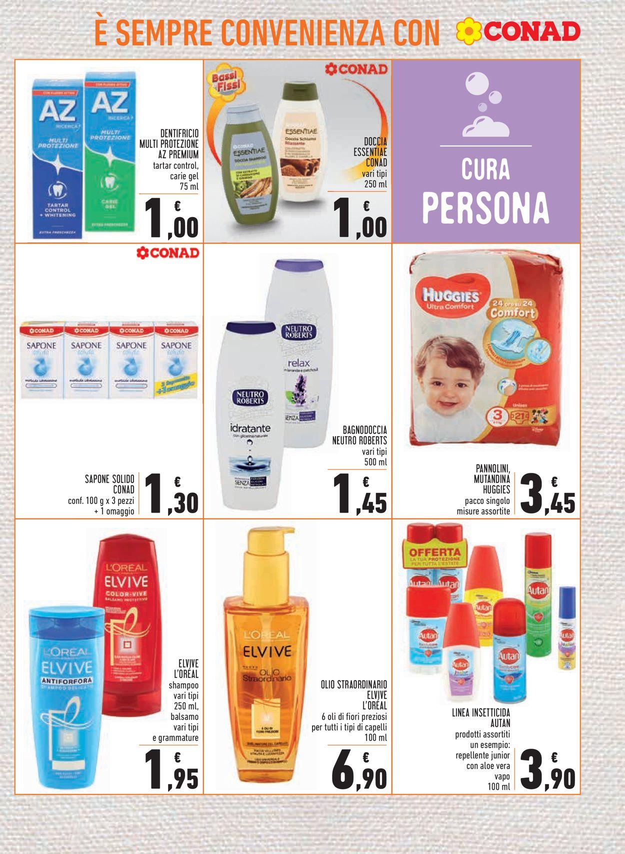Volantino Conad - Offerte 05/08-16/08/2020 (Pagina 19)