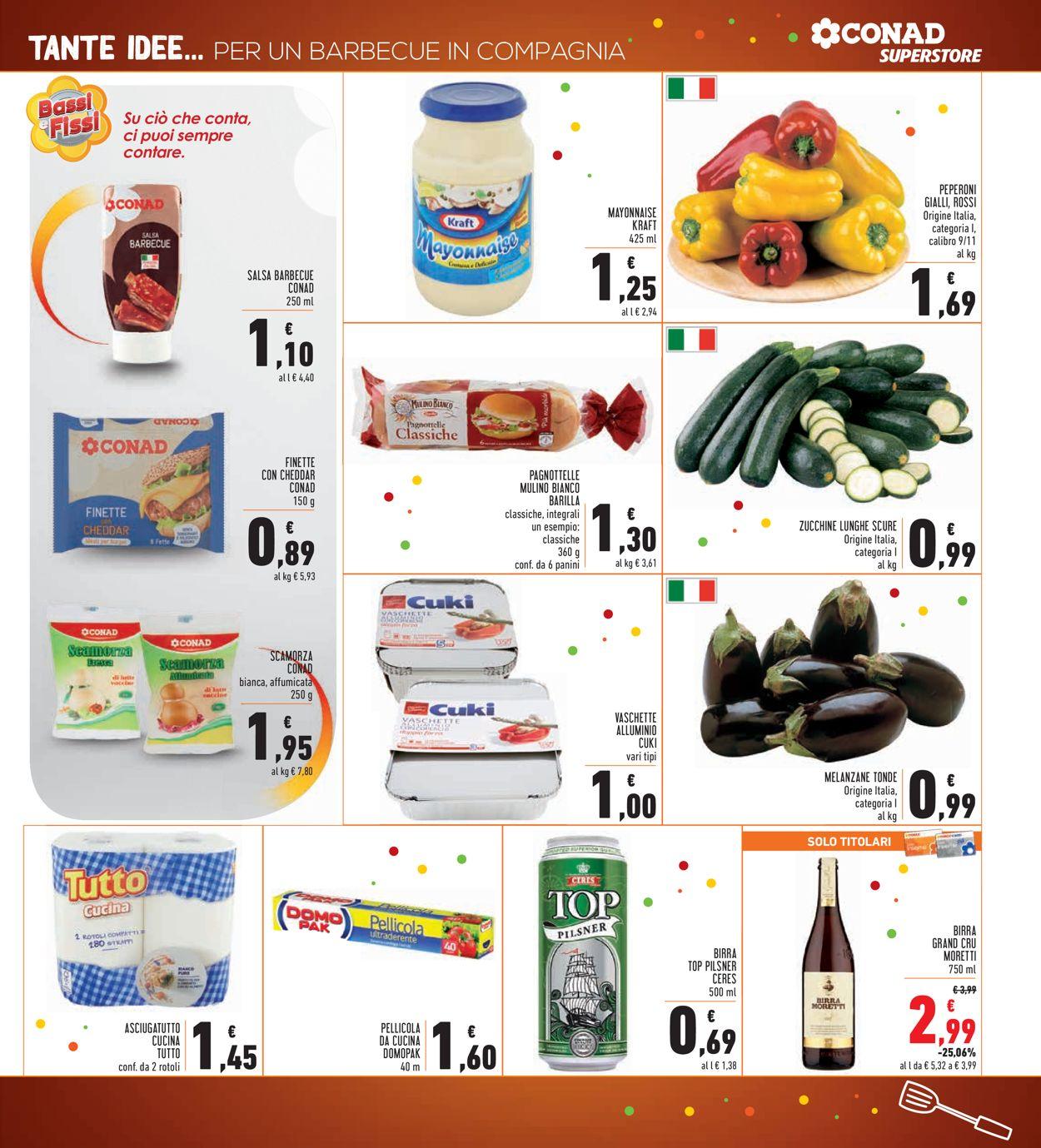 Volantino Conad - Offerte 05/08-16/08/2020 (Pagina 5)