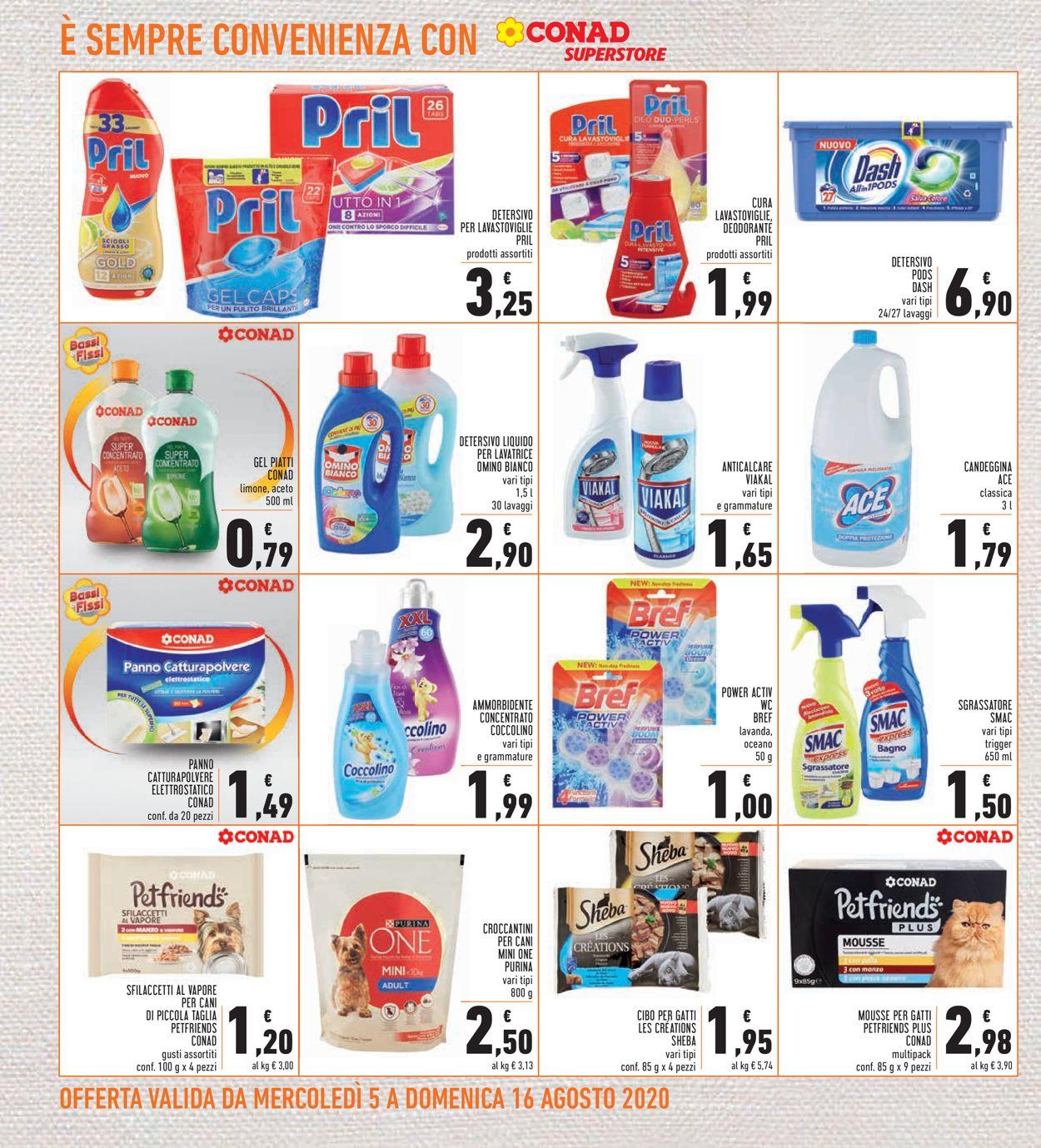Volantino Conad - Offerte 05/08-16/08/2020 (Pagina 26)