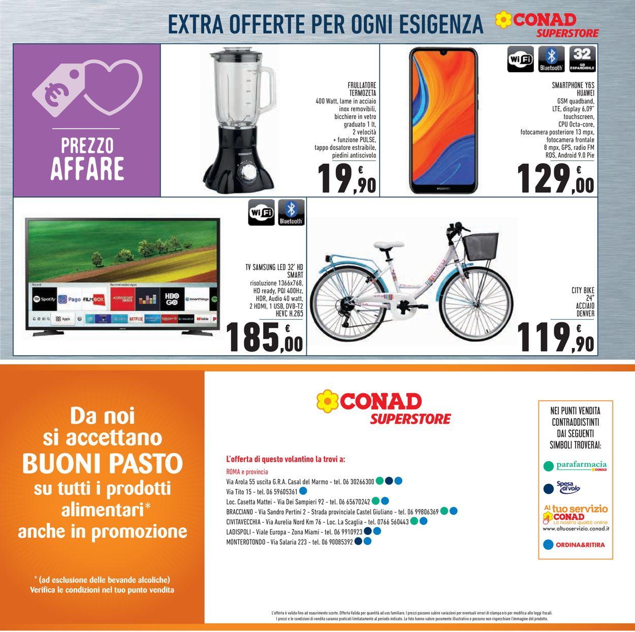 Volantino Conad - Offerte 05/08-16/08/2020 (Pagina 31)