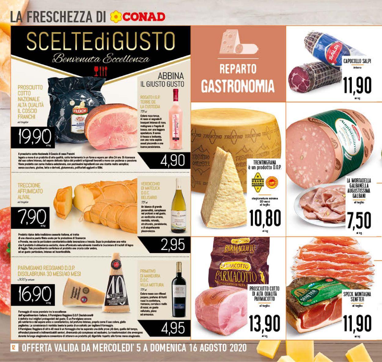 Volantino Conad - Offerte 05/08-16/08/2020 (Pagina 12)