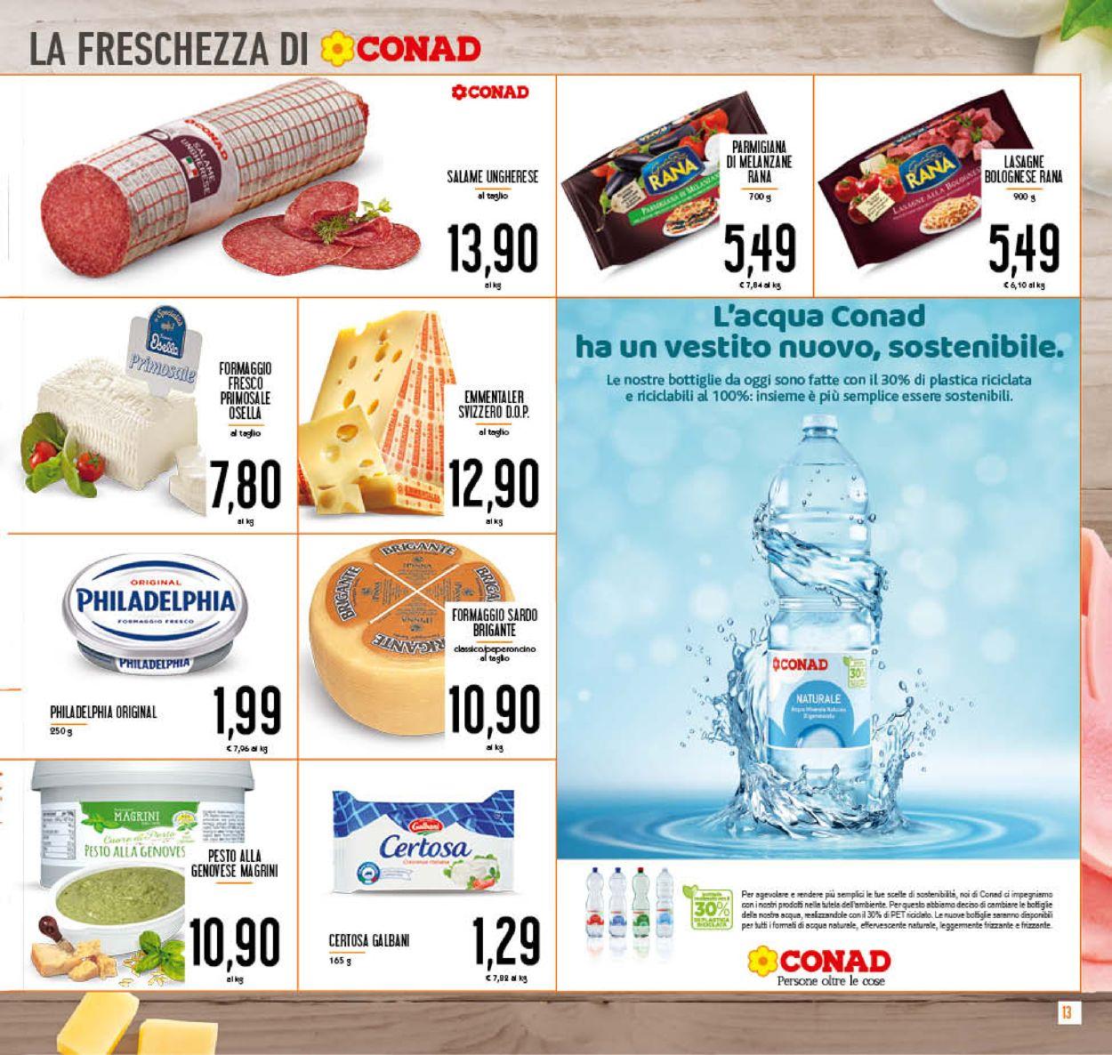 Volantino Conad - Offerte 05/08-16/08/2020 (Pagina 13)