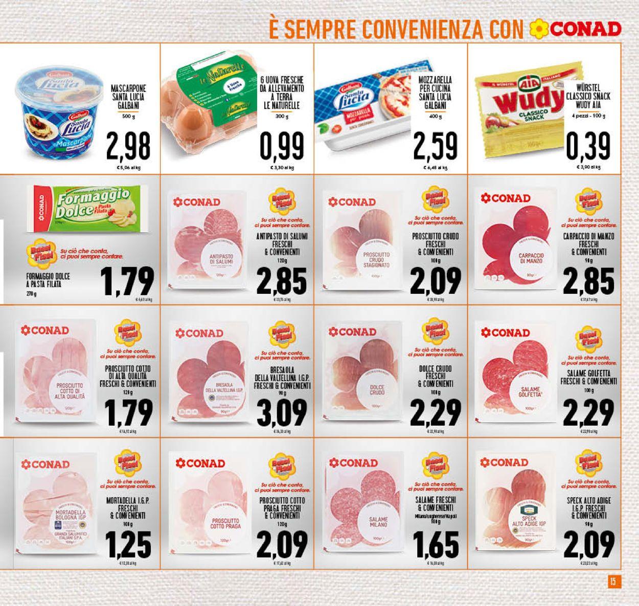 Volantino Conad - Offerte 05/08-16/08/2020 (Pagina 15)