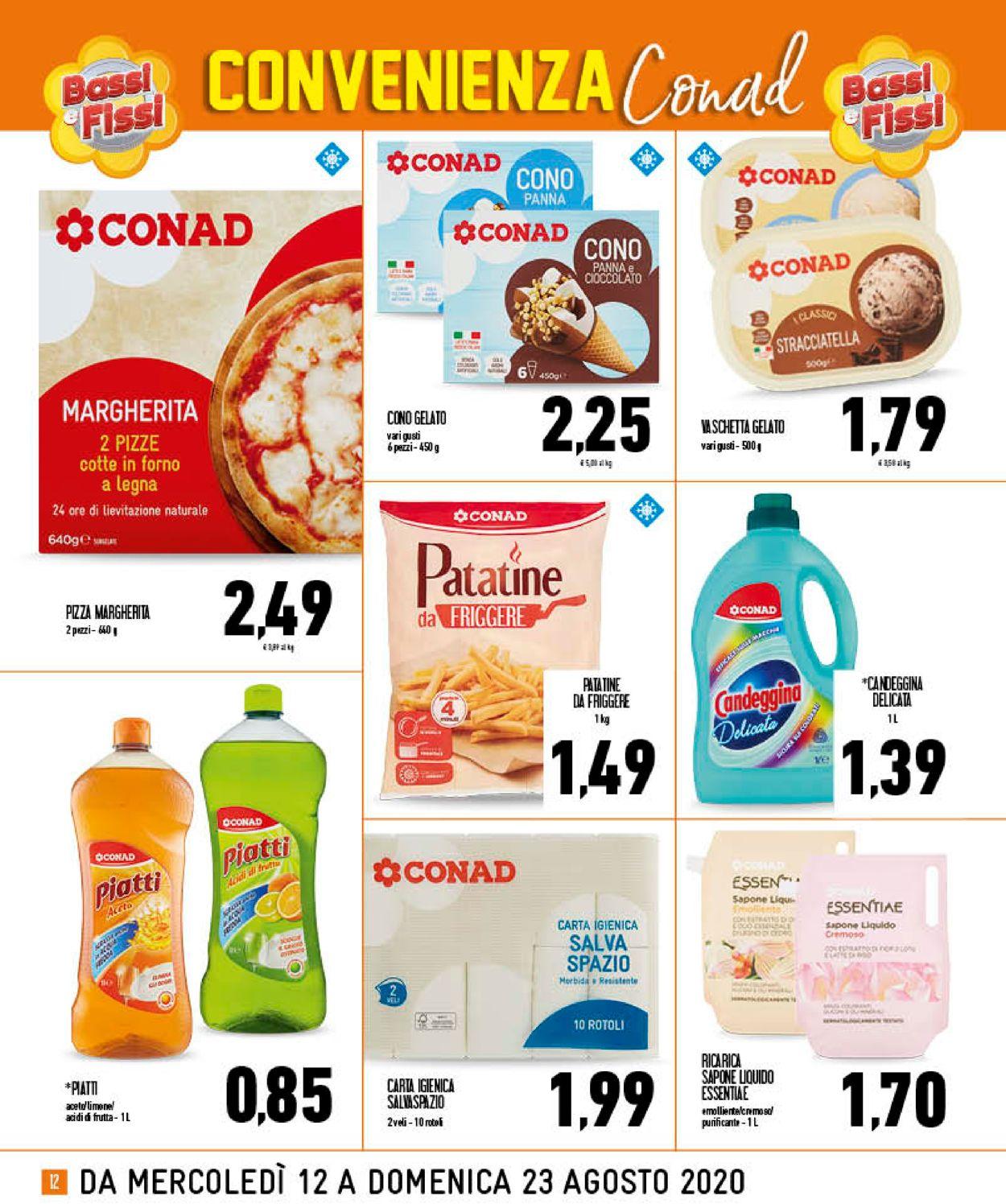 Volantino Conad - Offerte 12/08-18/08/2020 (Pagina 12)