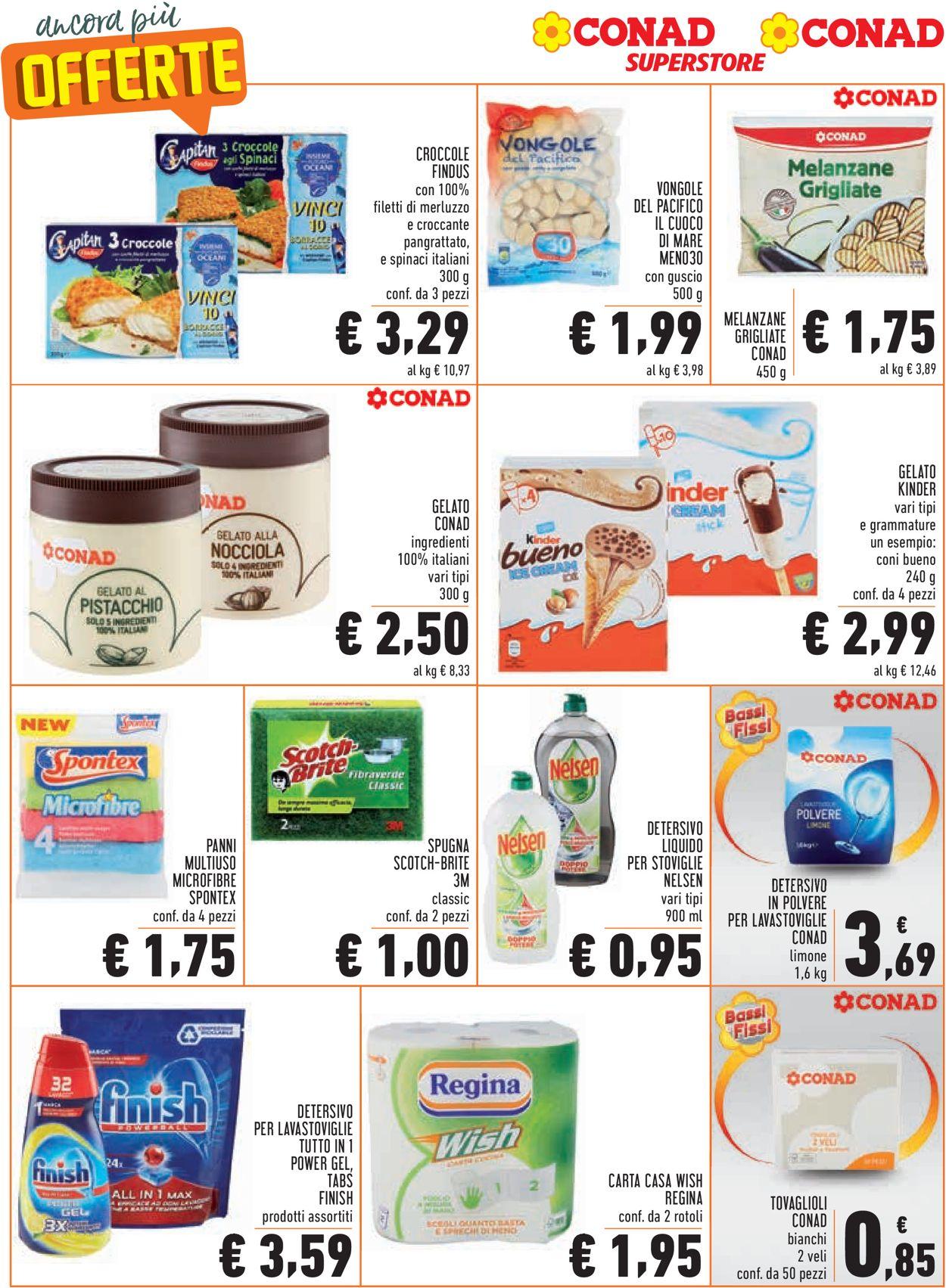 Volantino Conad - Offerte 12/08-18/08/2020 (Pagina 15)