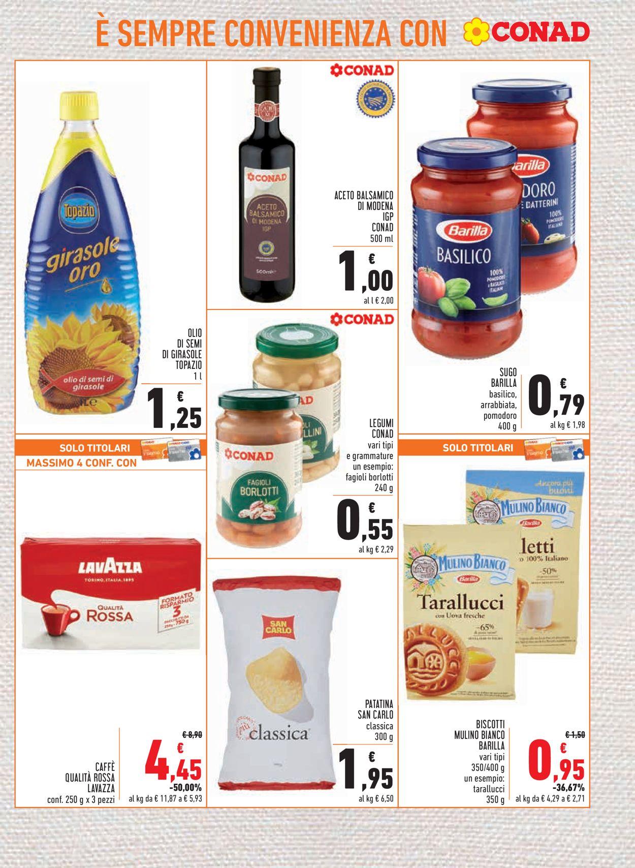 Volantino Conad - Offerte 19/08-30/08/2020 (Pagina 13)
