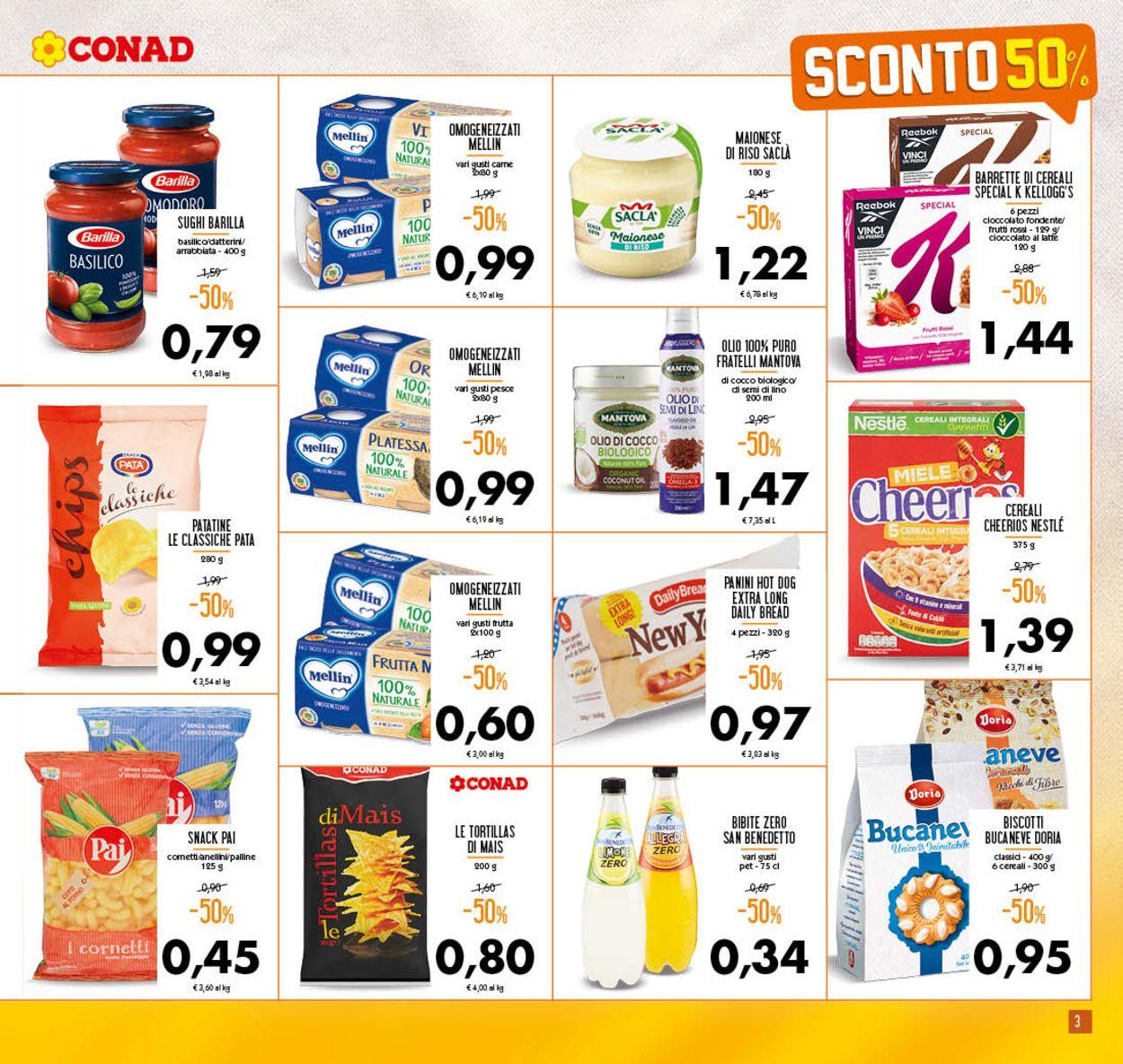 Volantino Conad - Offerte 19/08-30/08/2020 (Pagina 3)