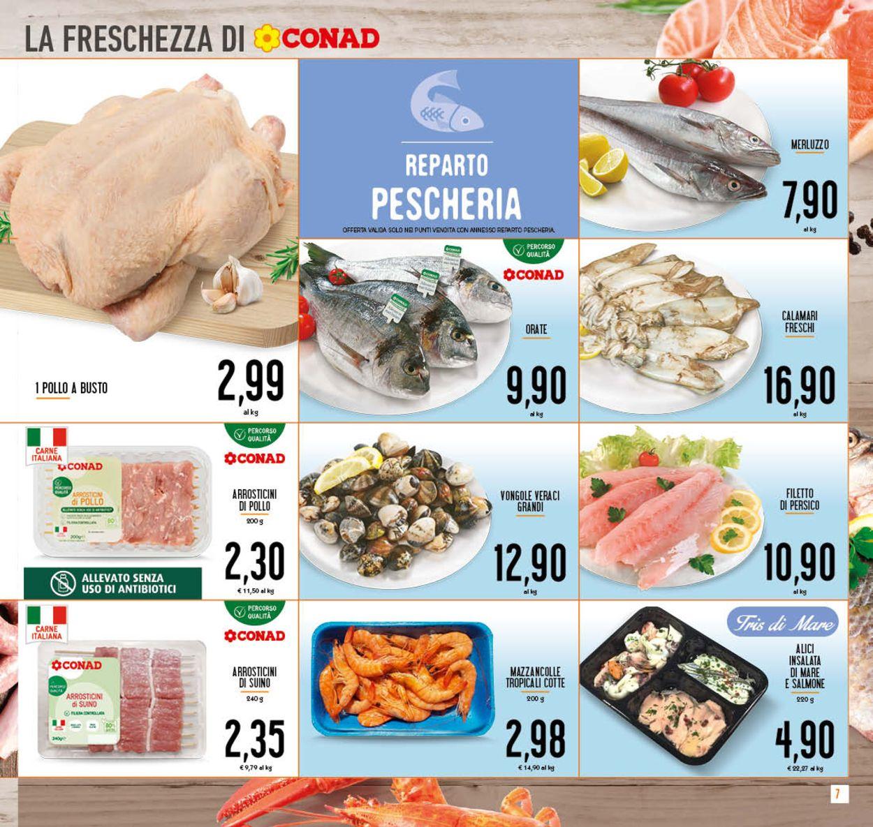 Volantino Conad - Offerte 19/08-30/08/2020 (Pagina 7)