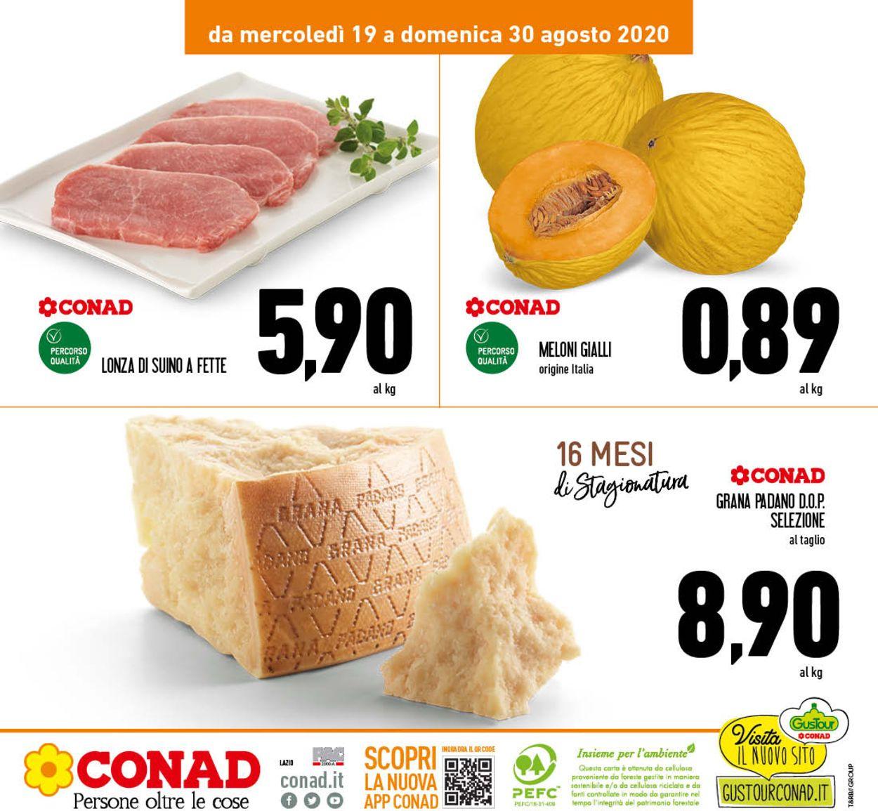 Volantino Conad - Offerte 19/08-30/08/2020 (Pagina 24)