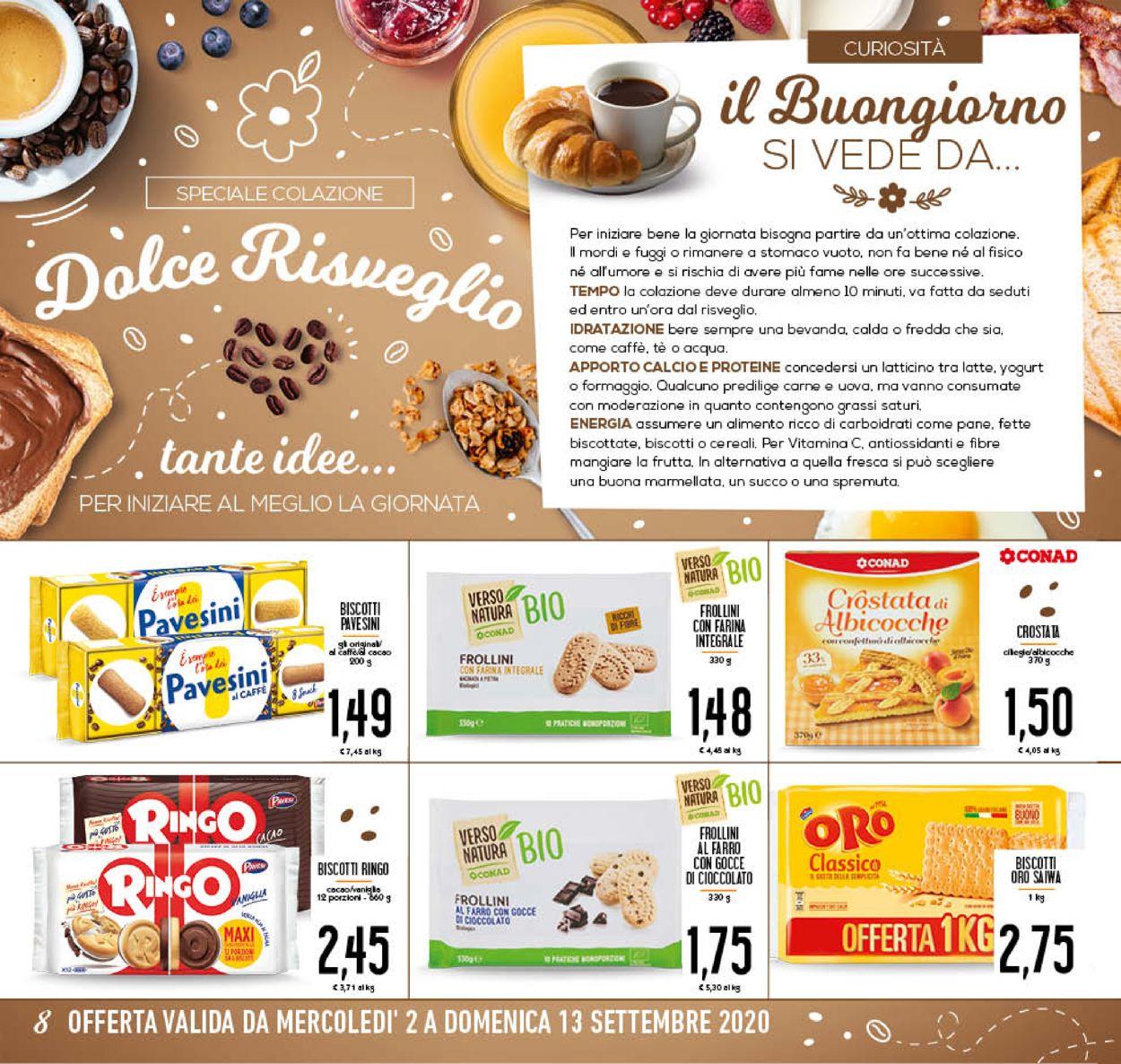 Volantino Conad - Offerte 02/09-13/09/2020 (Pagina 8)