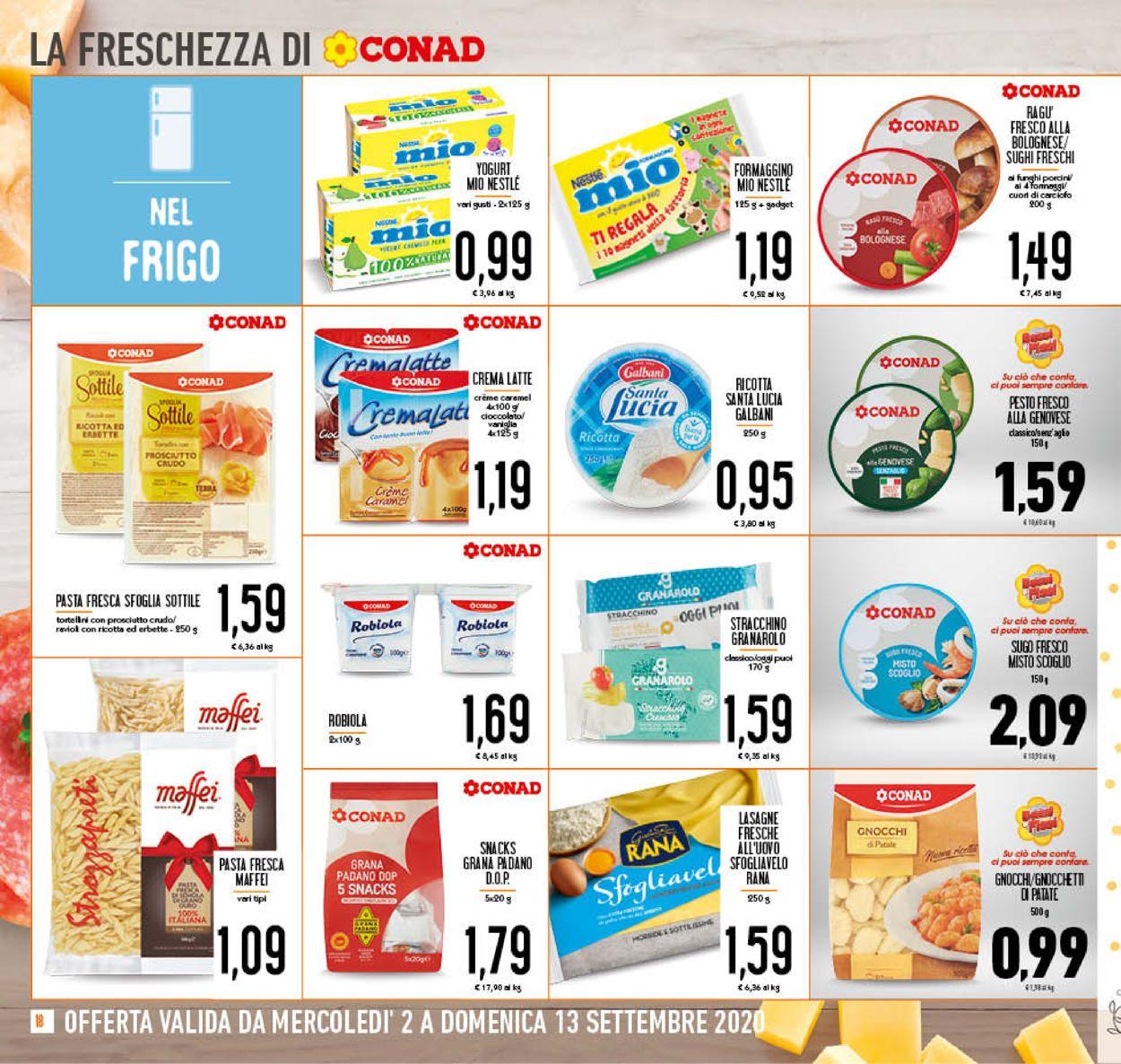 Volantino Conad - Offerte 02/09-13/09/2020 (Pagina 18)