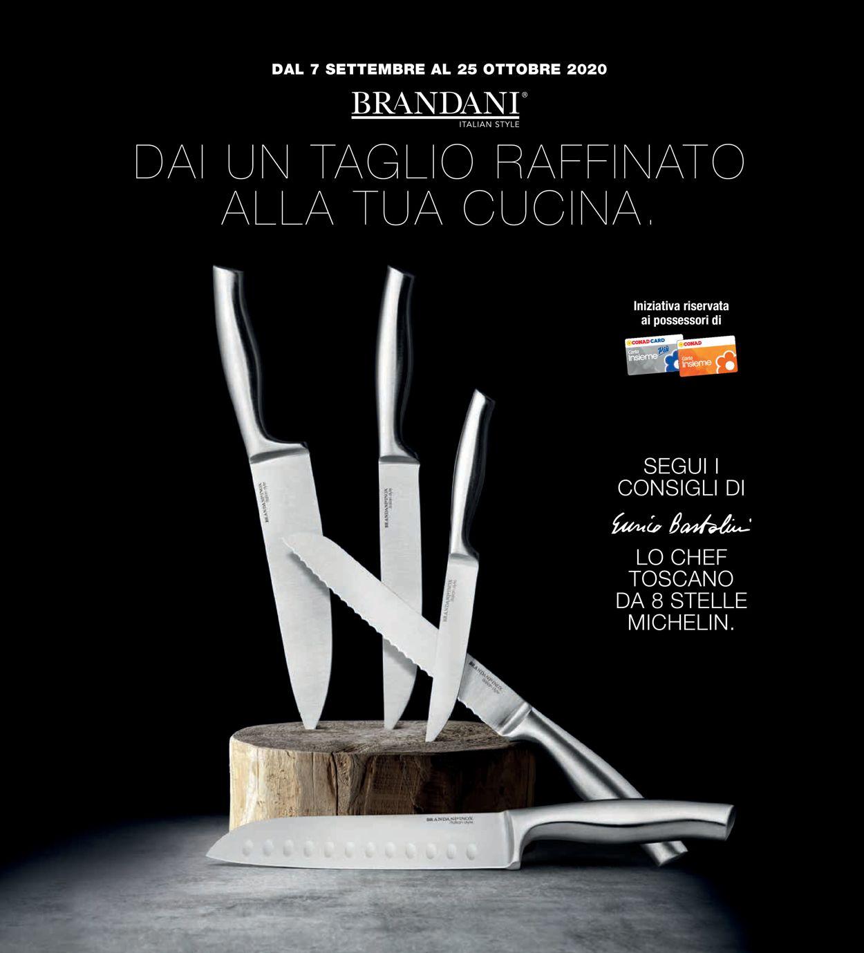 Volantino Conad - Offerte 07/09-25/10/2020