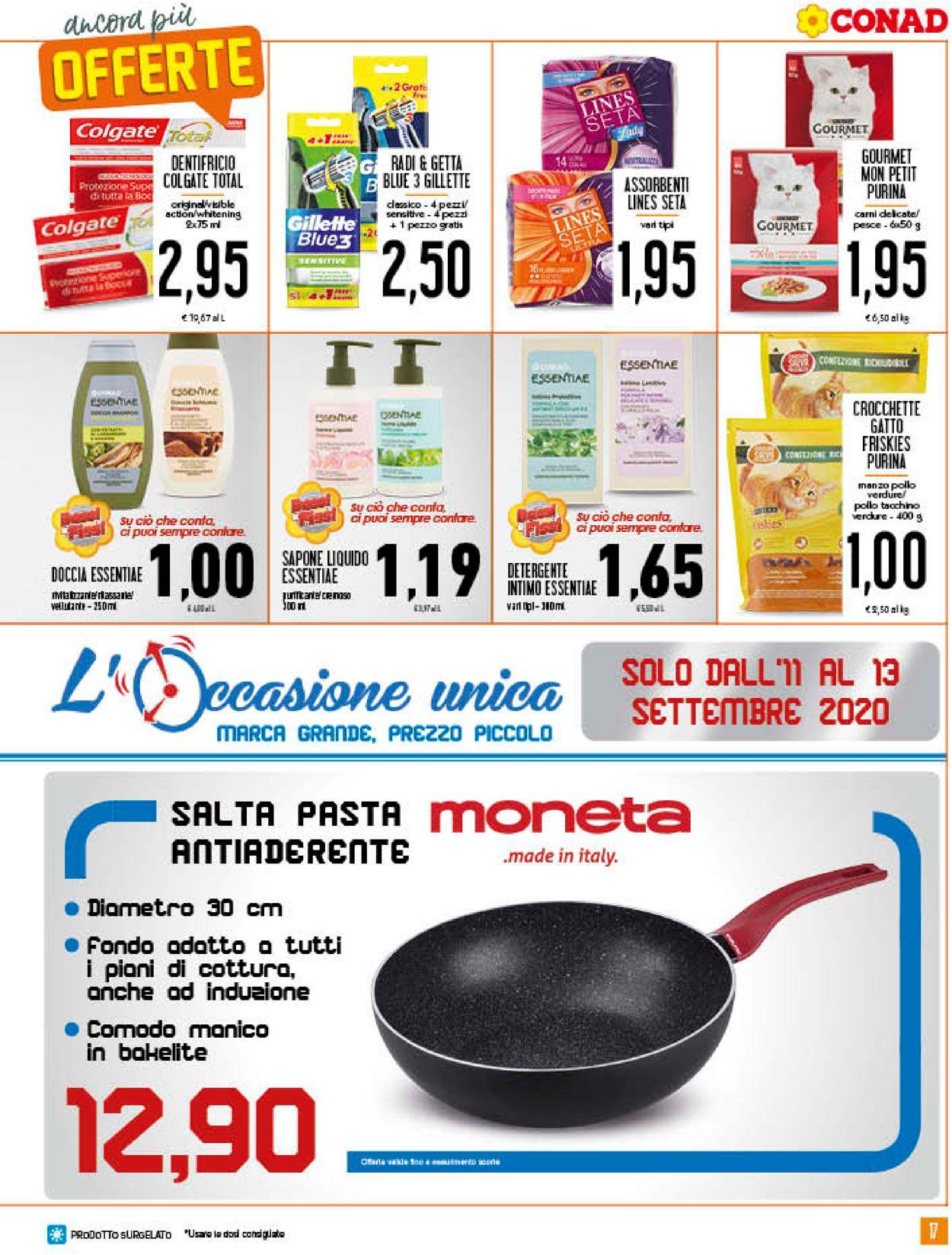 Volantino Conad - Offerte 09/09-15/09/2020 (Pagina 17)