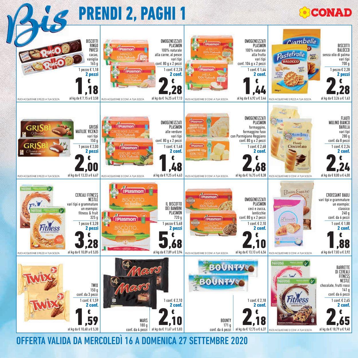 Volantino Conad - Offerte 16/09-27/09/2020 (Pagina 4)