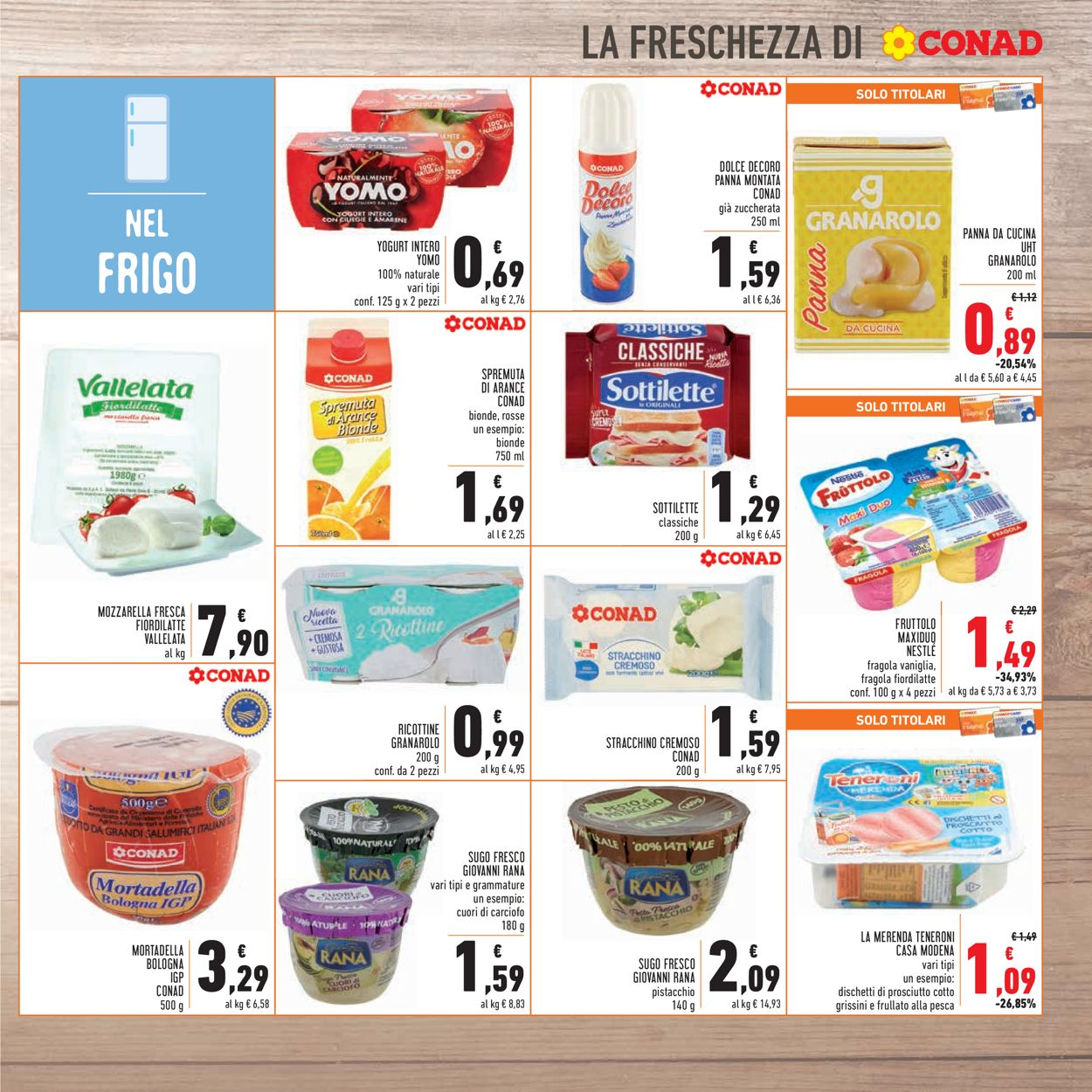 Volantino Conad - Offerte 16/09-27/09/2020 (Pagina 15)