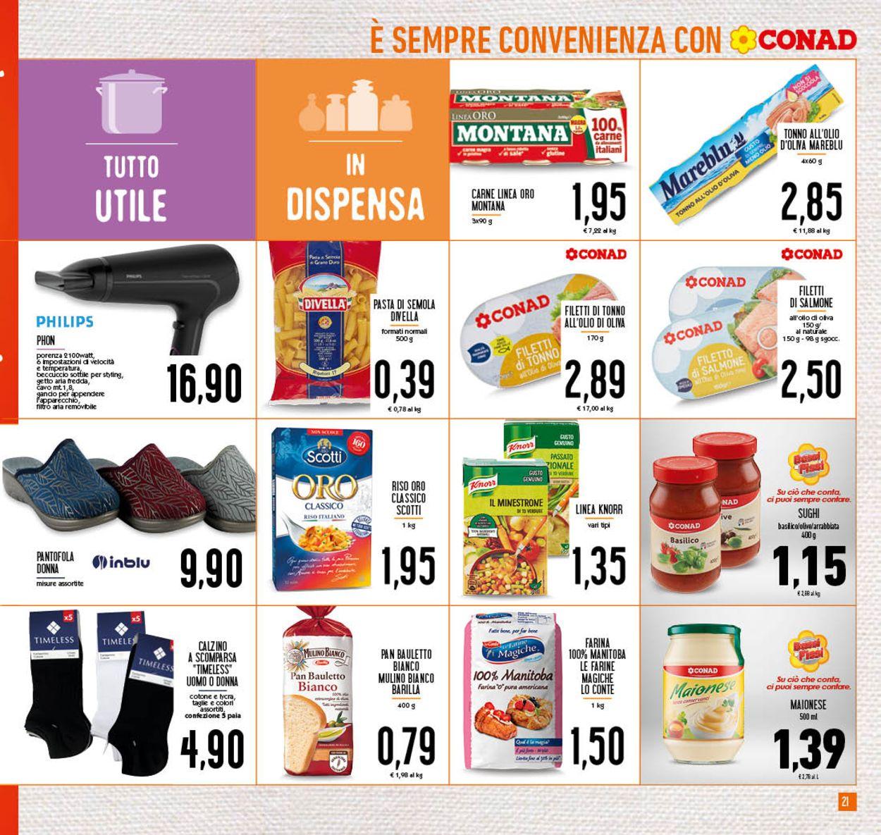 Volantino Conad - Offerte 16/09-27/09/2020 (Pagina 21)
