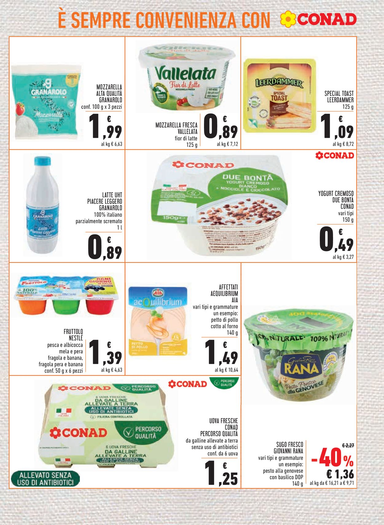 Volantino Conad - Offerte 29/10-11/11/2020 (Pagina 13)
